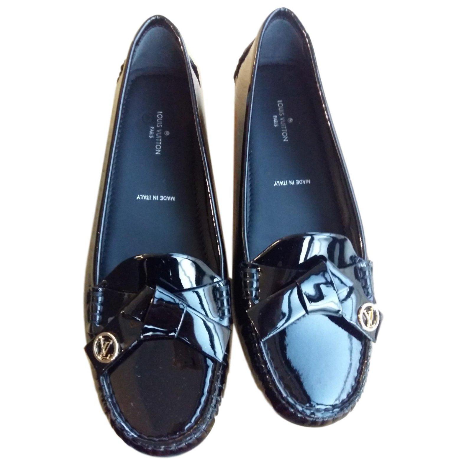 Vitton Chaussure Louis Park Cuir Noir GVpSqMLzU