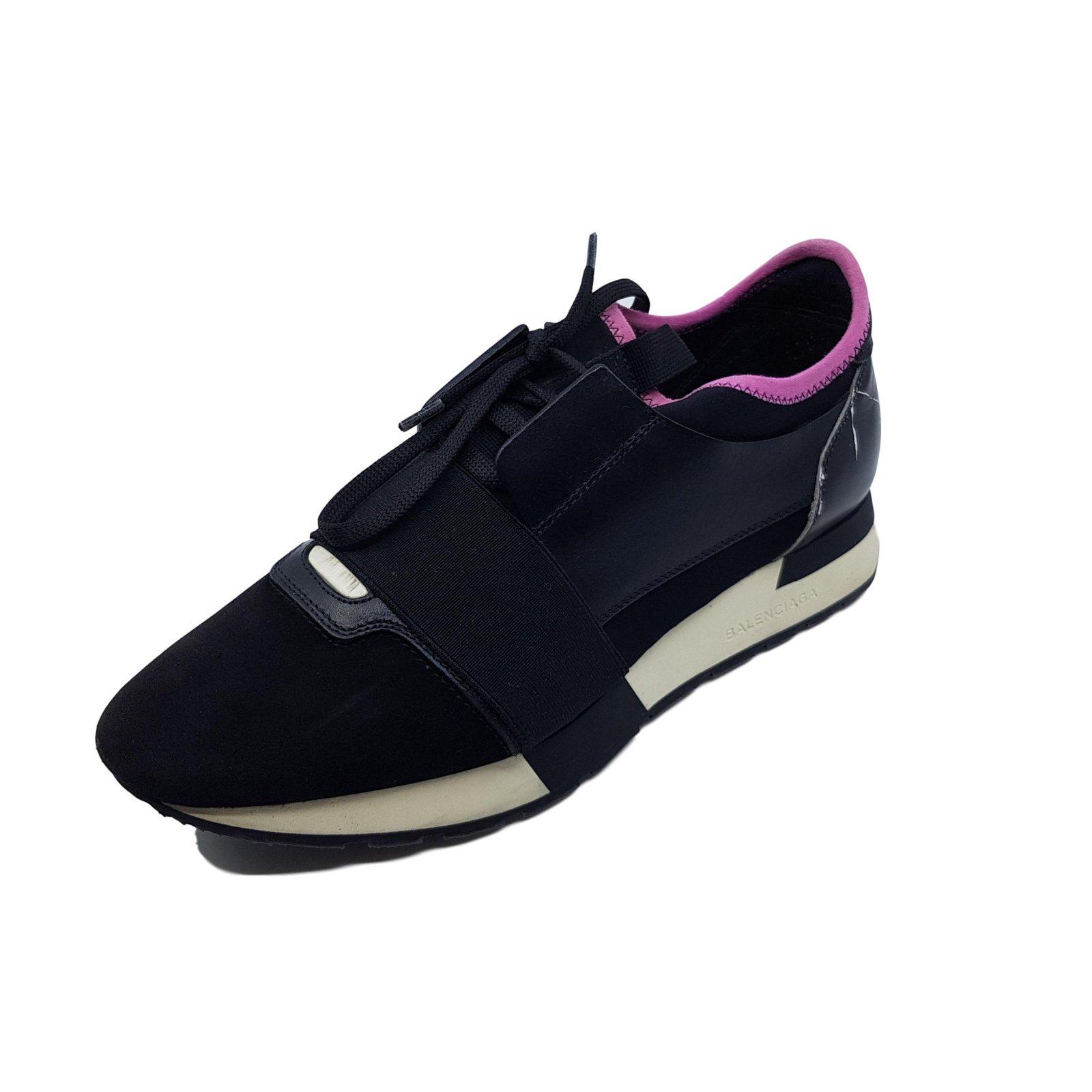 Balenciaga Race trainers Sneakers