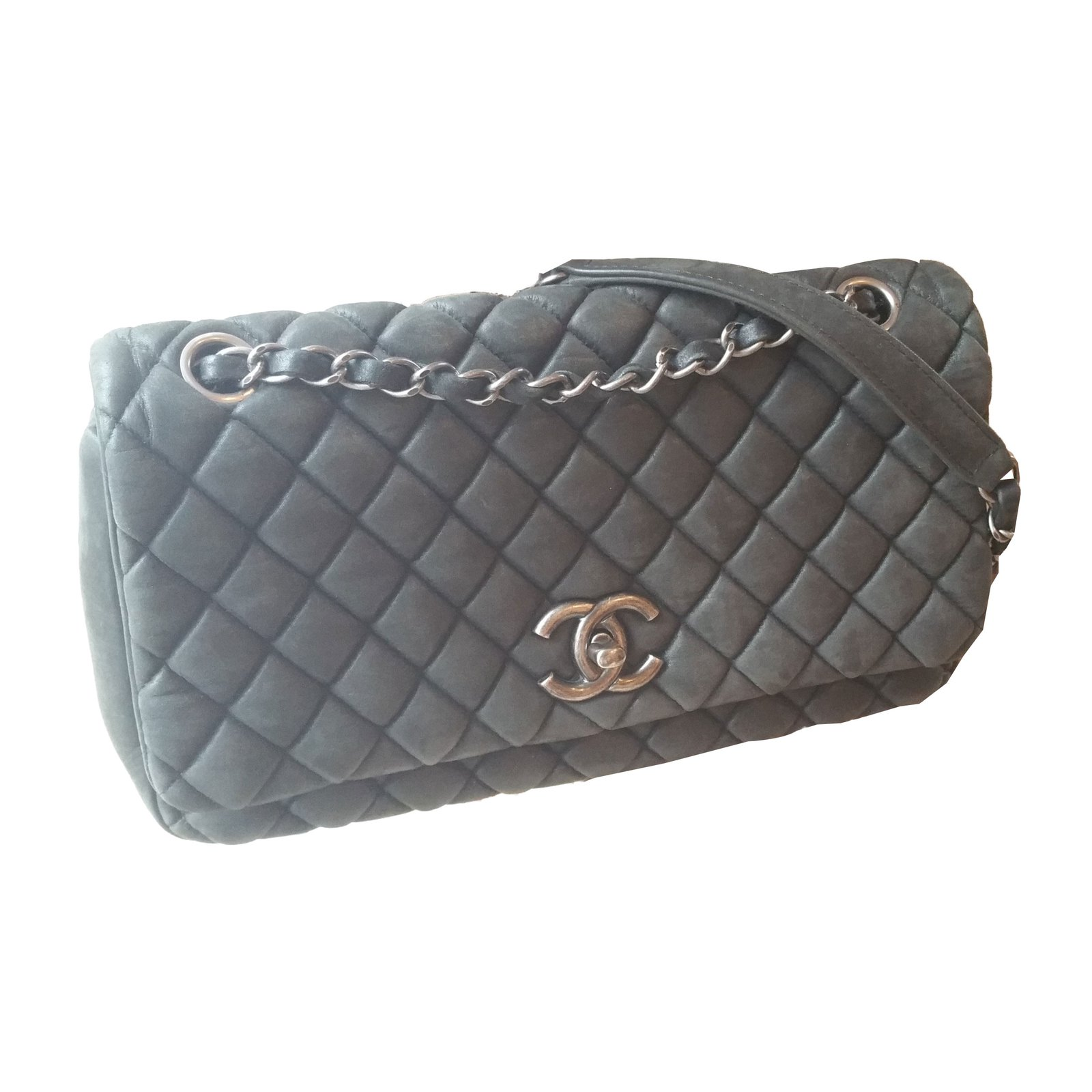 d67a06657bb8 Chanel Bag Handbags Leather Black ref.88716 - Joli Closet