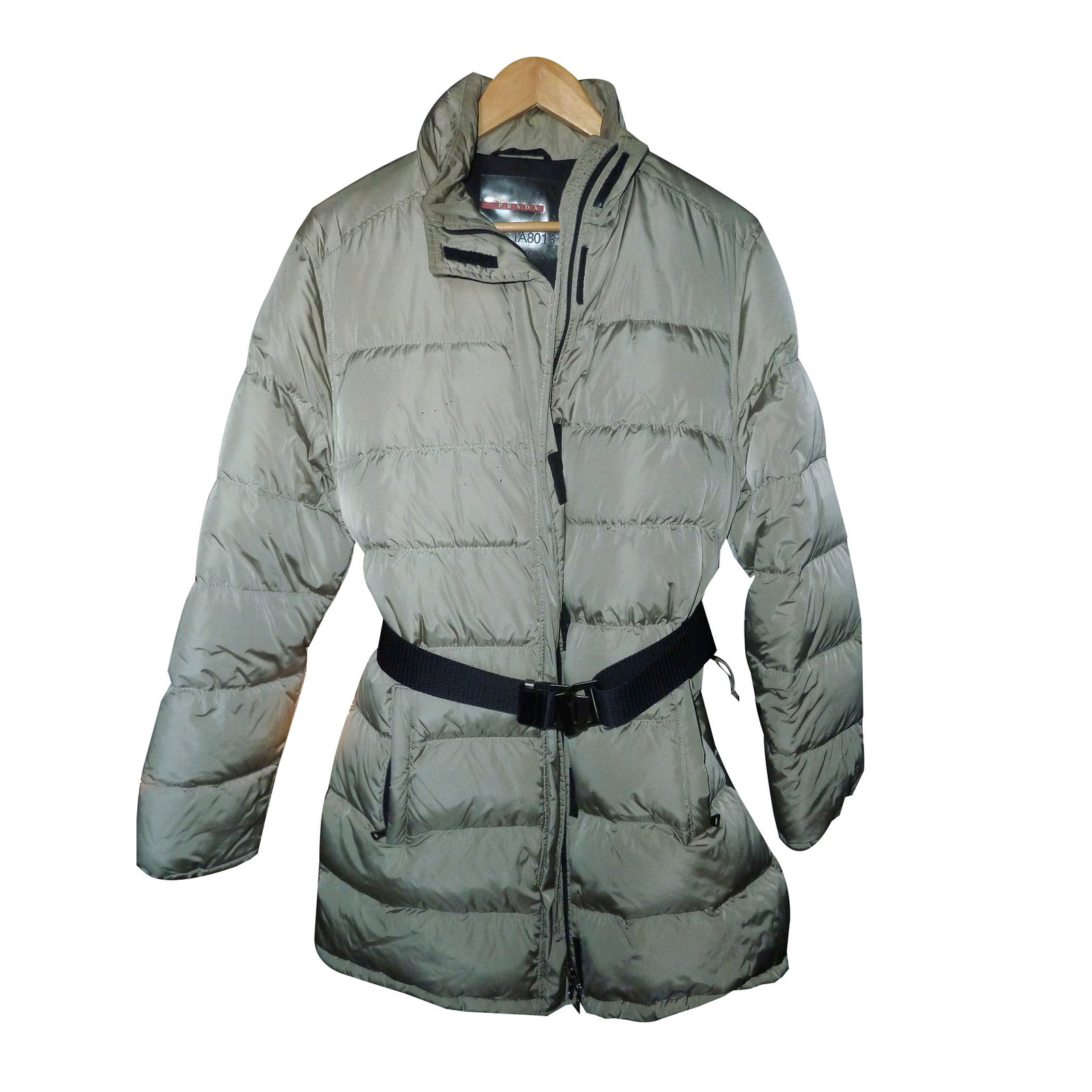 cefba2b75a Quilted down jacket