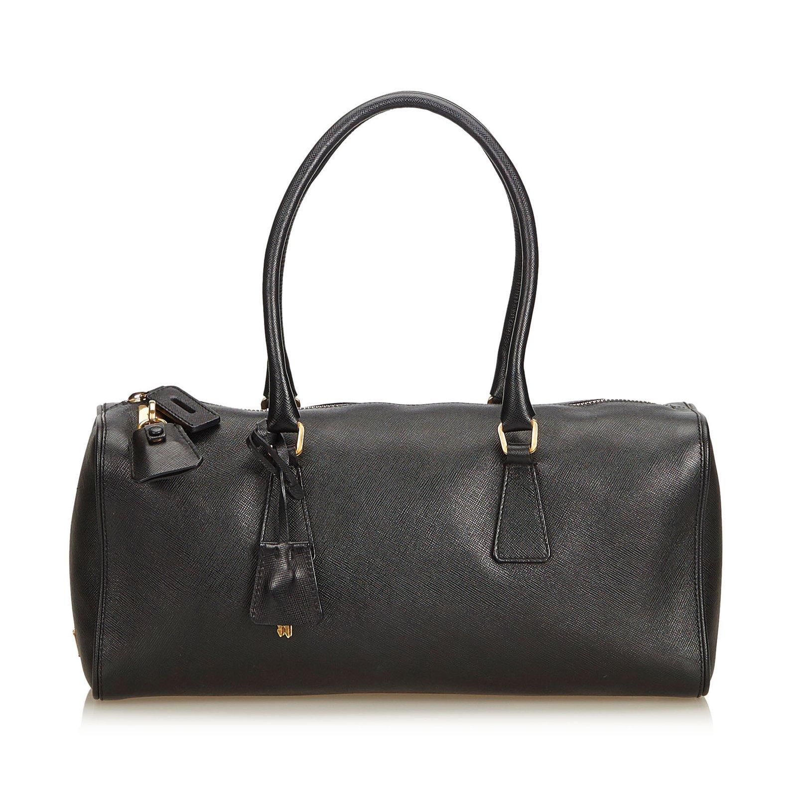 Prada Saffiano Leather Shoulder Bag Handbags Leather 5dc7a76c62c73