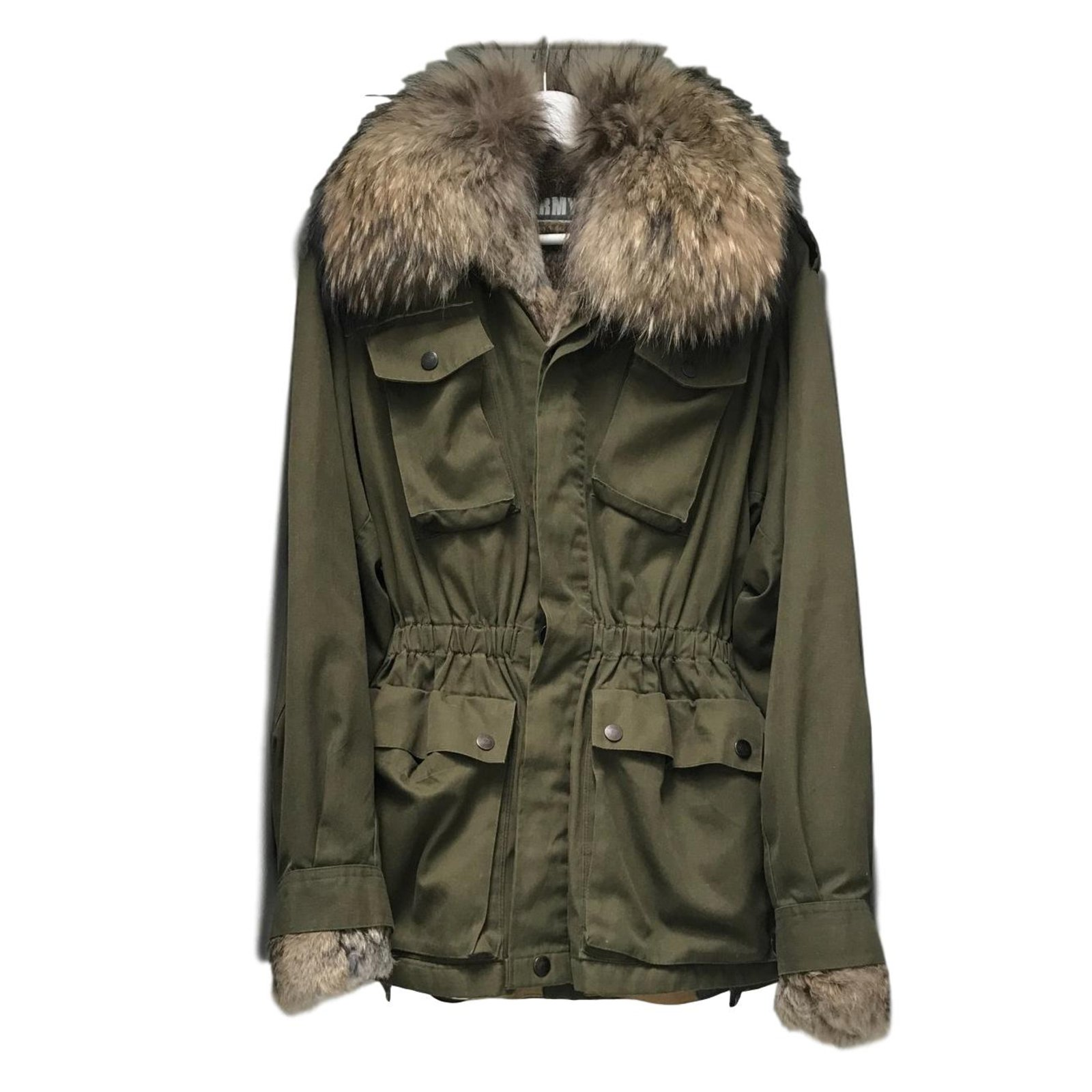 7380b97414a0 Yves Salomon ARMY Coats