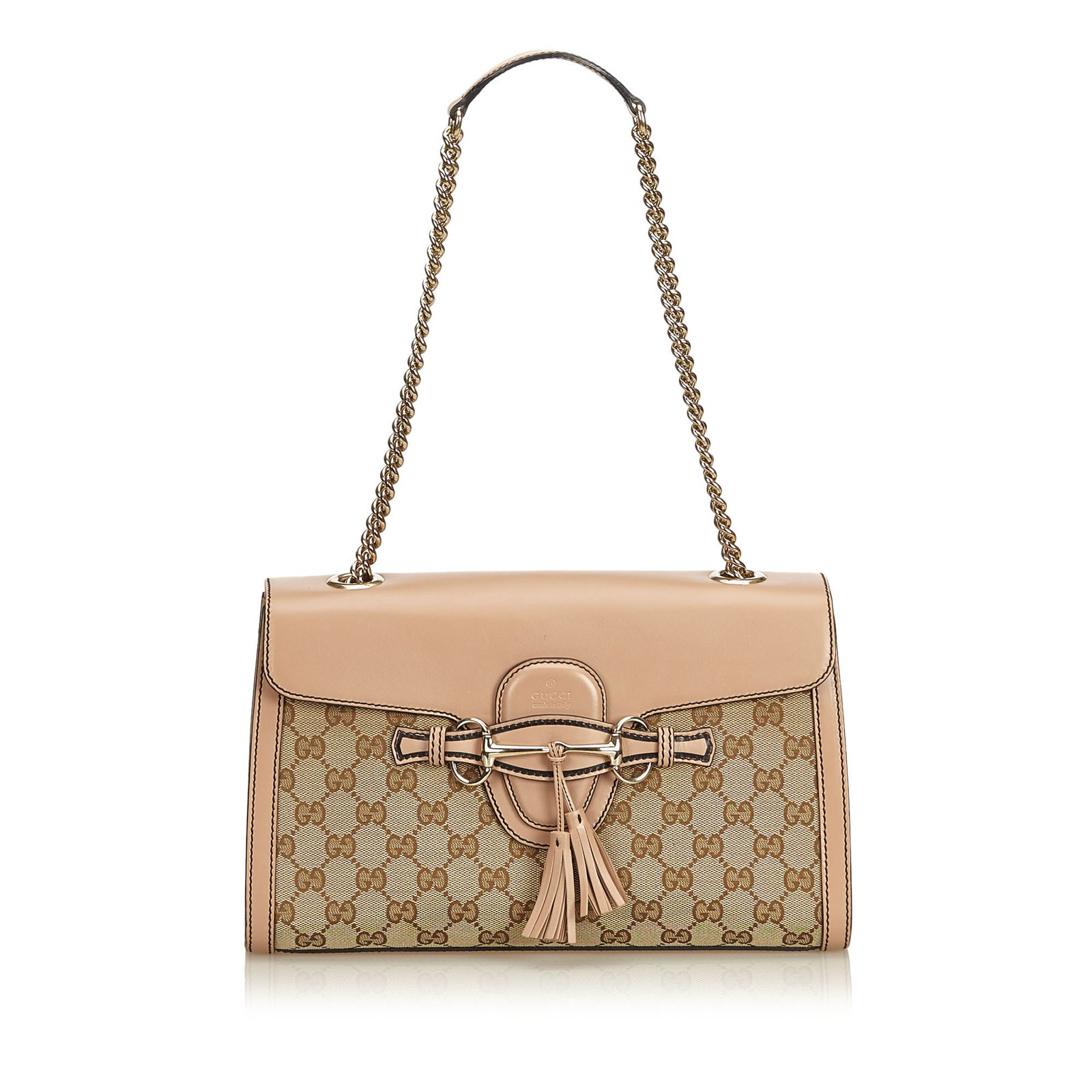 00d024806ab2 Gucci Medium Emily Shoulder Bag Handbags Leather