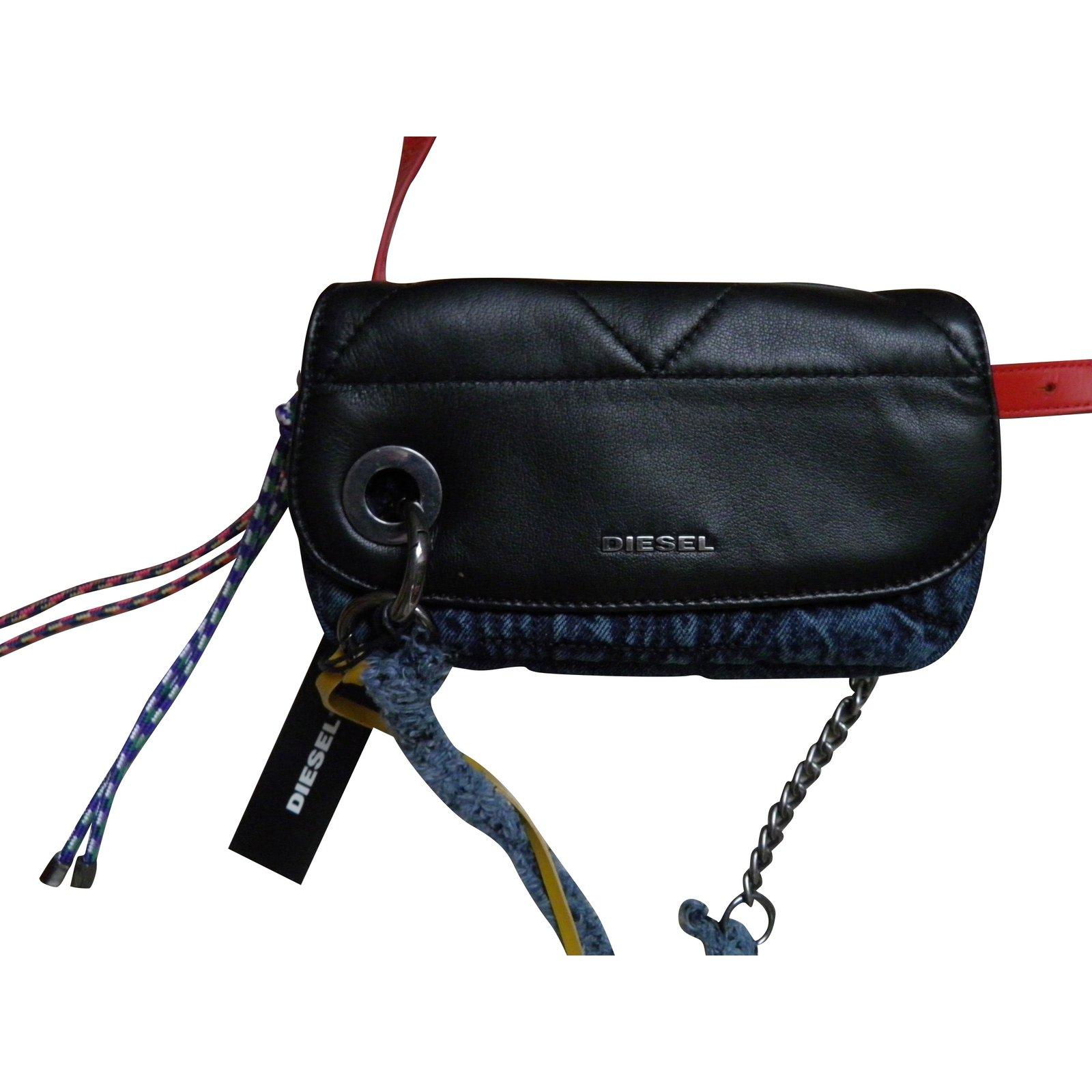 a00190f0160 Diesel belt bag Clutch bags Other Multiple colors ref.91382 - Joli ...