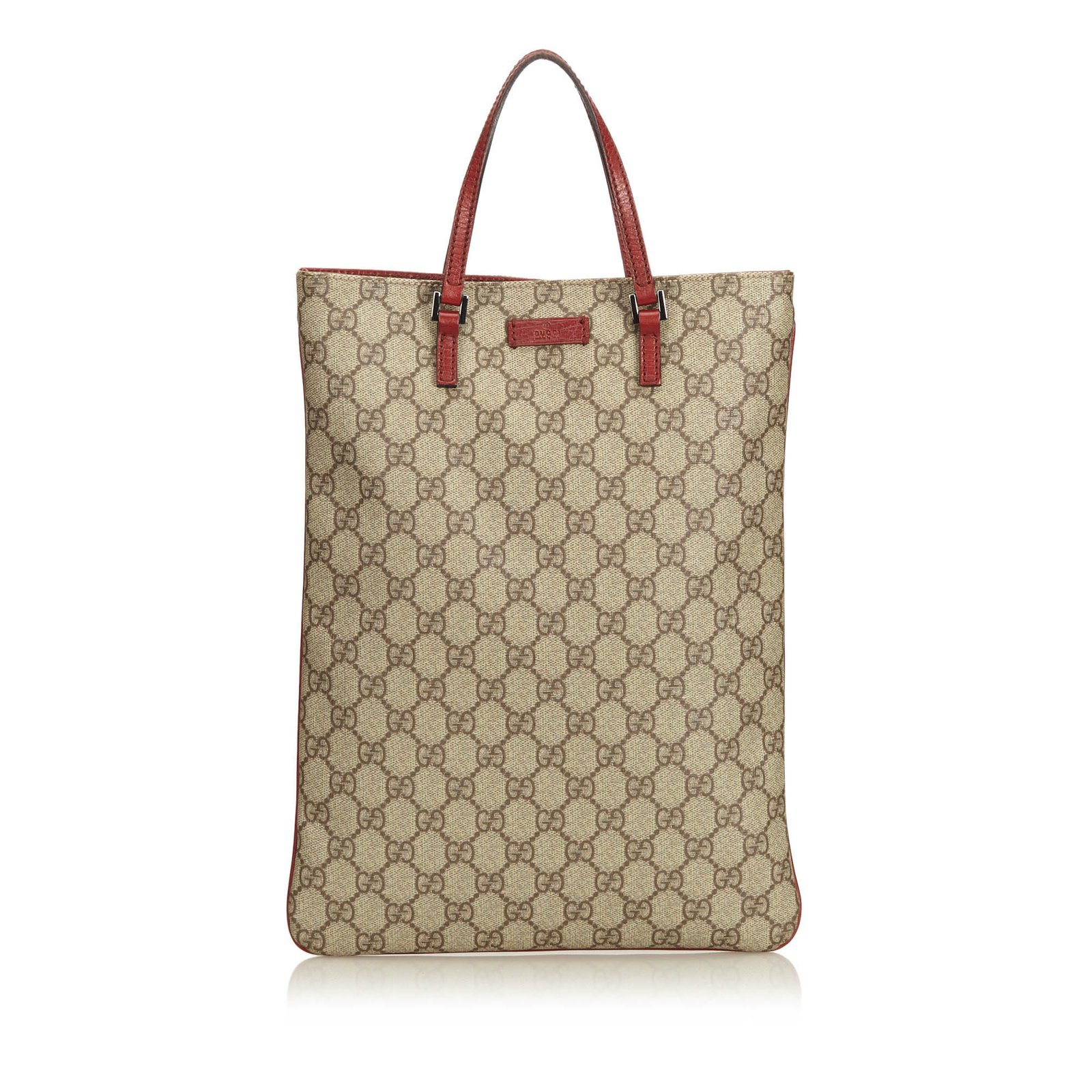 8f8dc88d903d Gucci Guccissima Supreme Coated Canvas Tote Bag Totes  Leather,Other,Cloth,Cloth Brown