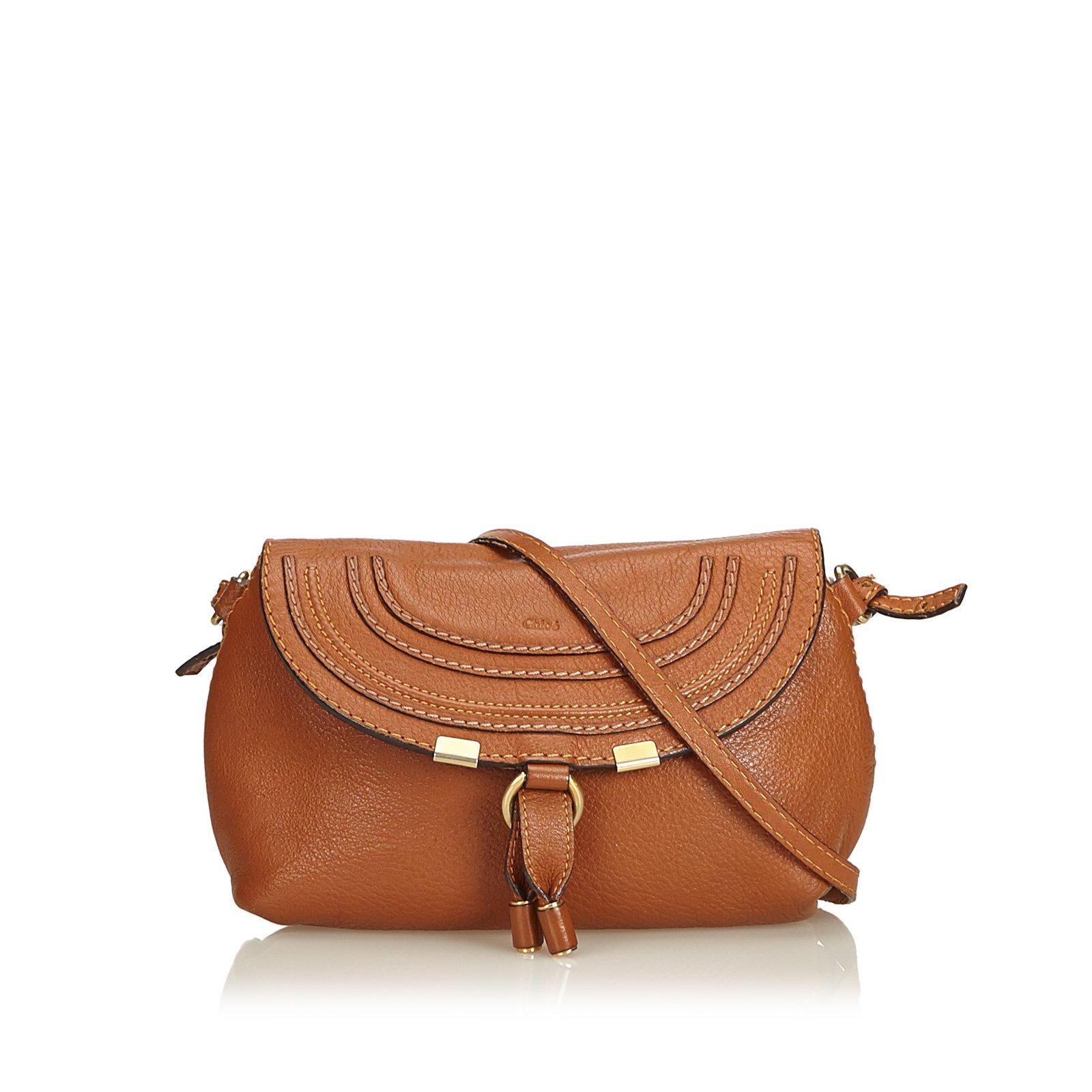 mini sac a main cuir