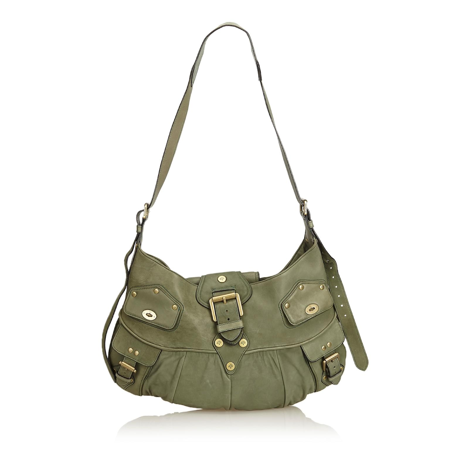 fc6e84629f Mulberry Leather Shoulder Bag Handbags Leather