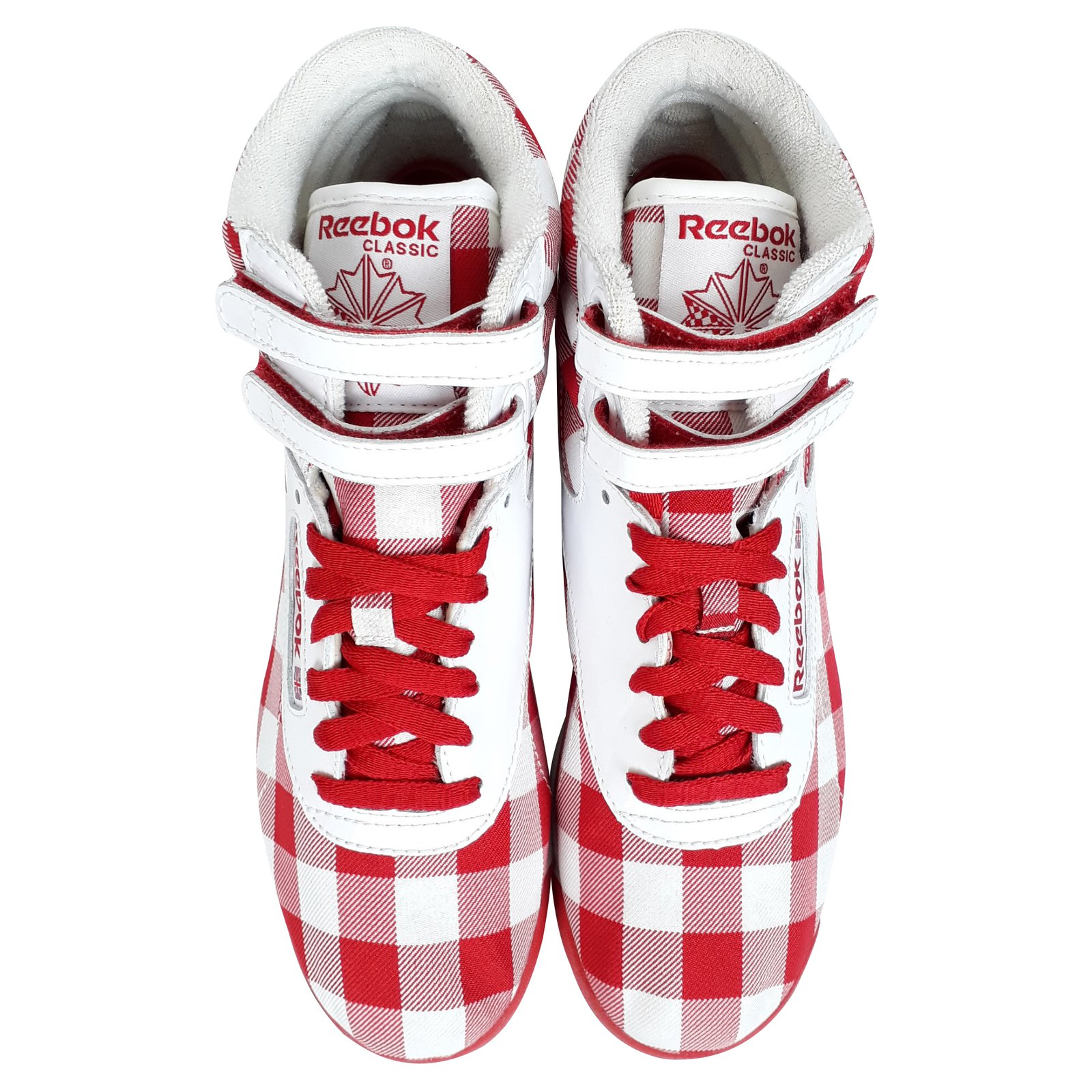 Taille 5 Reebok Classic Montantes Hi Baskets Freestyle 37 mn0vN8w