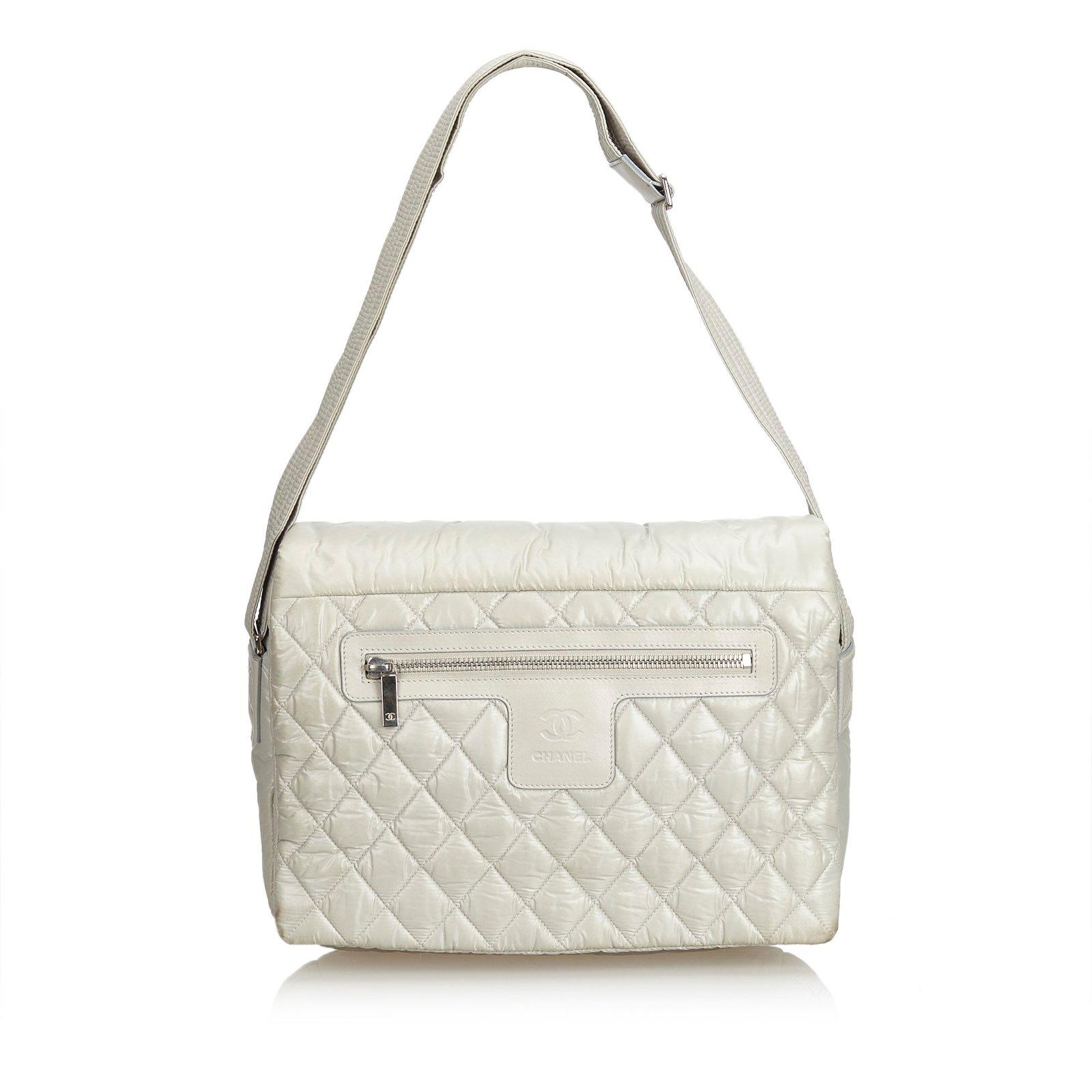 Chanel Cocoon Messenger Bag Handbags nylon d985983c70f62