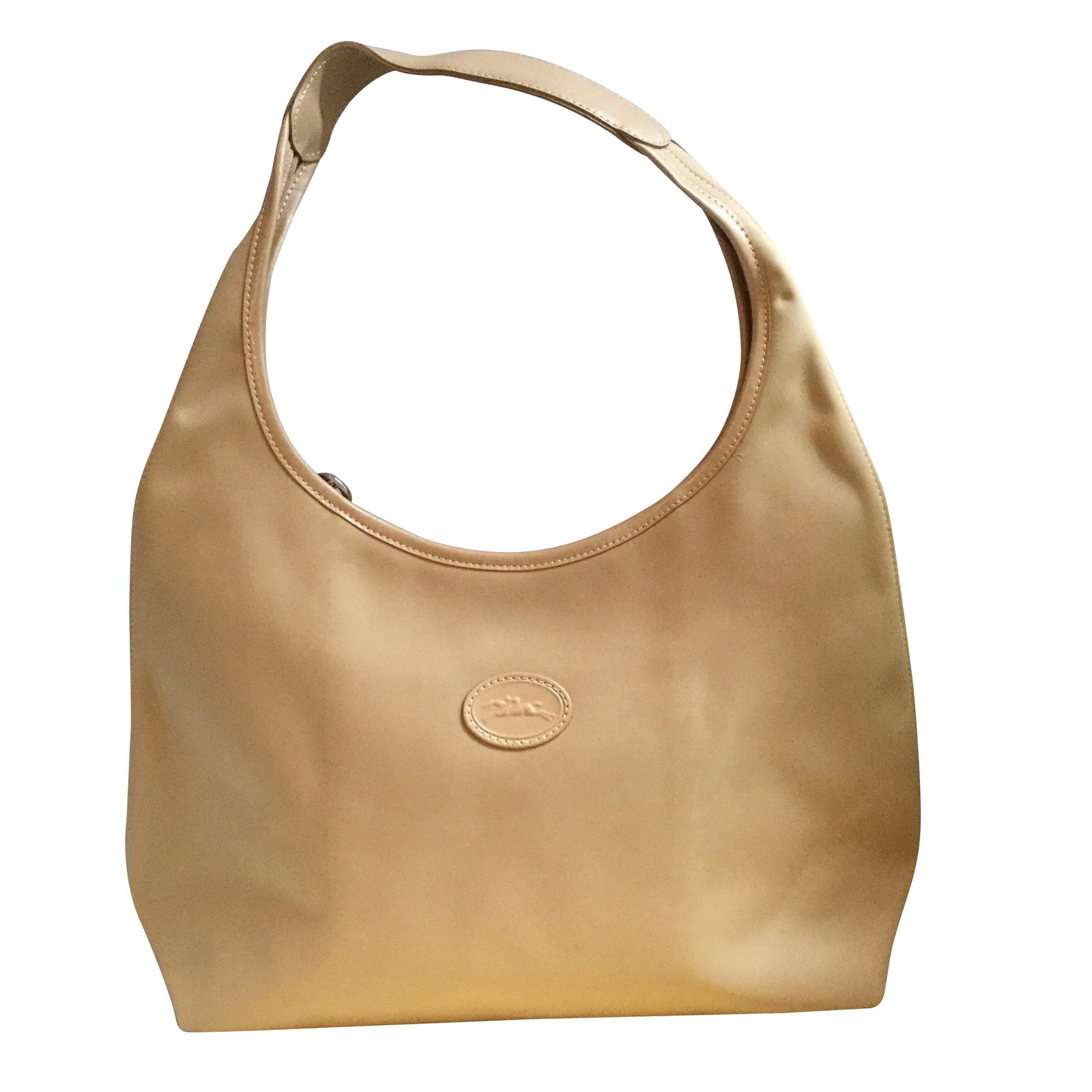Cabas Ref Longchamp Sac Nn0oxwkp8 Caramel Nylon Shopping CsrthdQ