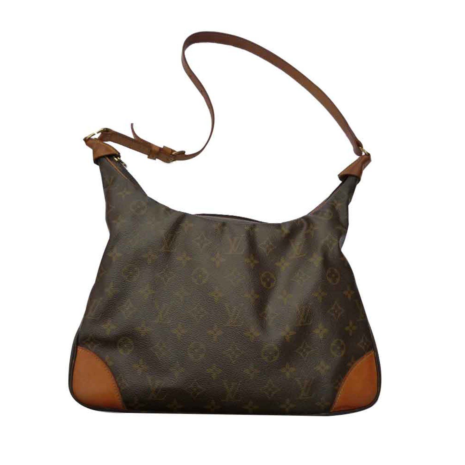 Louis Vuitton boulogne Handbags Leather 479bde5fe05ab