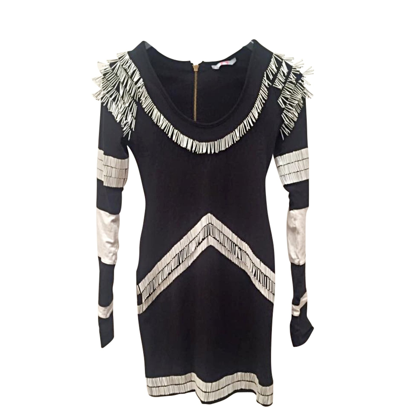 Sass Bide Dresses Dresses Cotton Elastane Black Ref 105289 Joli Closet