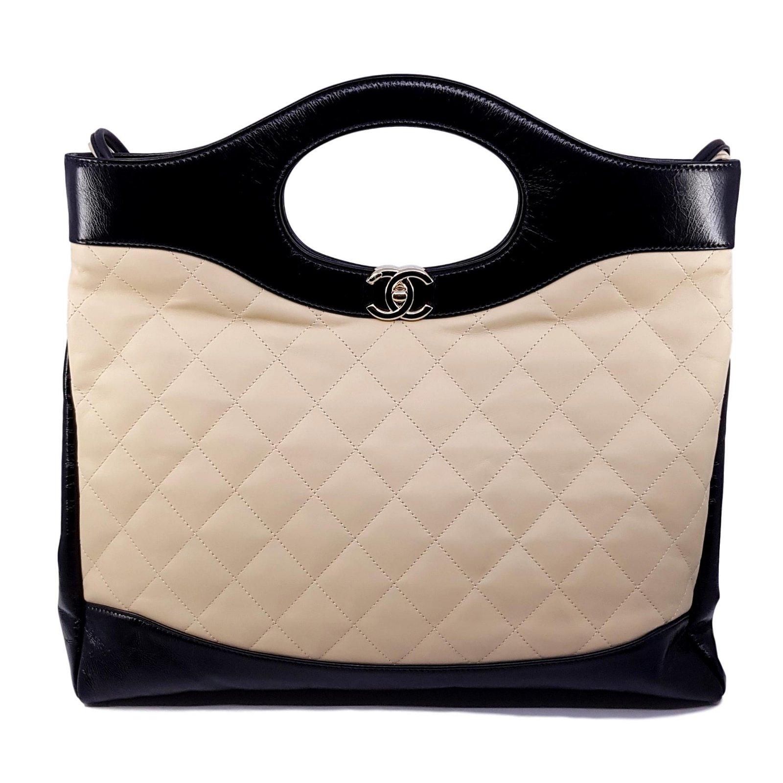 42c13c629c Large CHANEL shopping bag 31