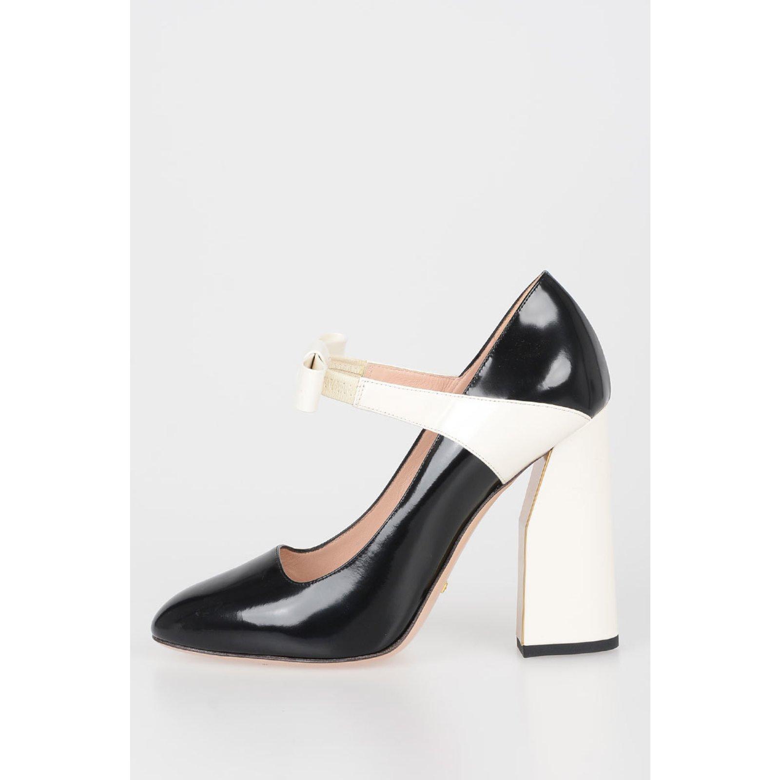 57d4ef25ce4d Gucci Gucci shoes new Heels Leather Other ref.107297 - Joli Closet
