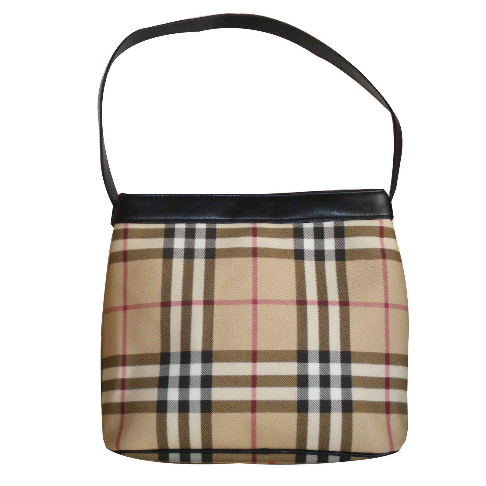 Burberry Handbags Cloth