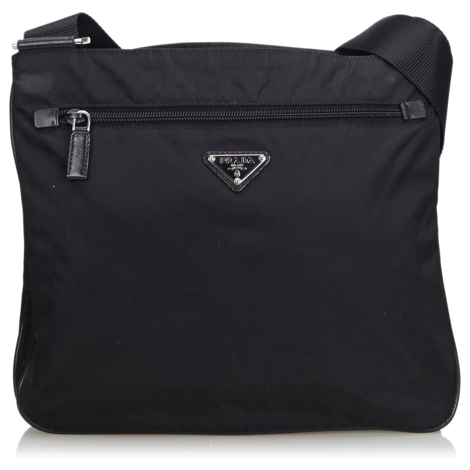 0032b171bab92 Prada Nylon Crossbody Bag Handbags Nylon