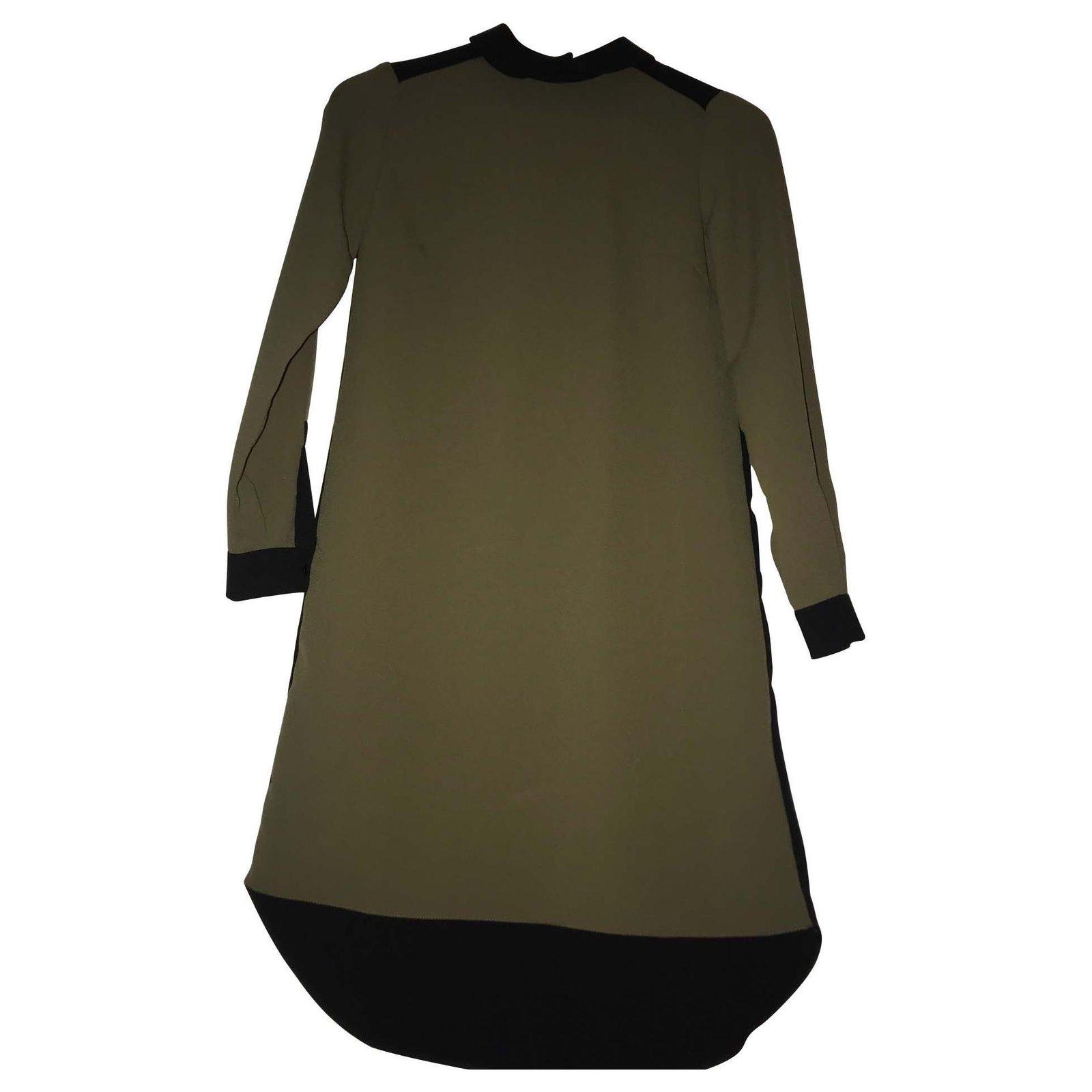 Robes Asos Robes Polyester Noir Ref 115199 Joli Closet