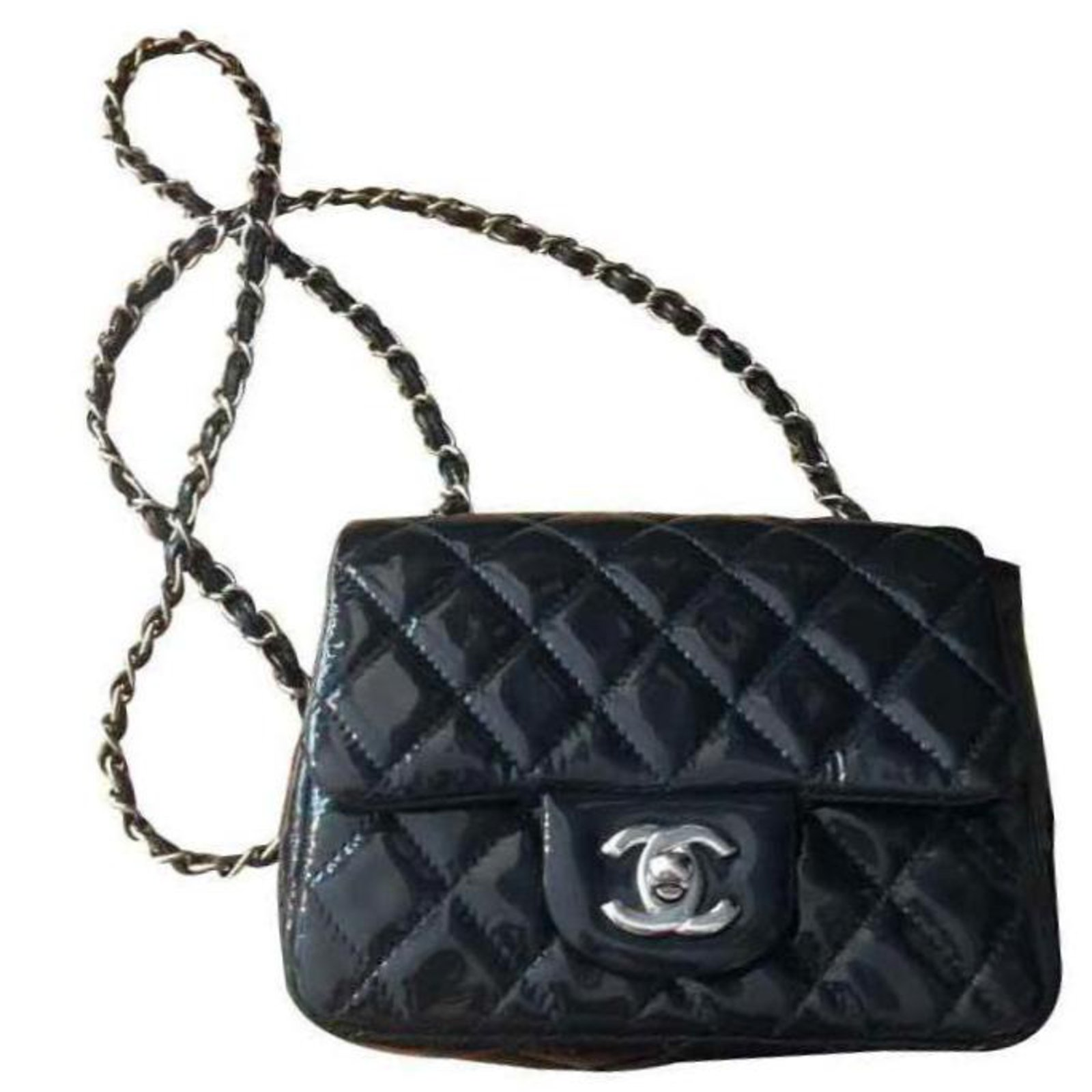 Classique Leather Crossbody Bag