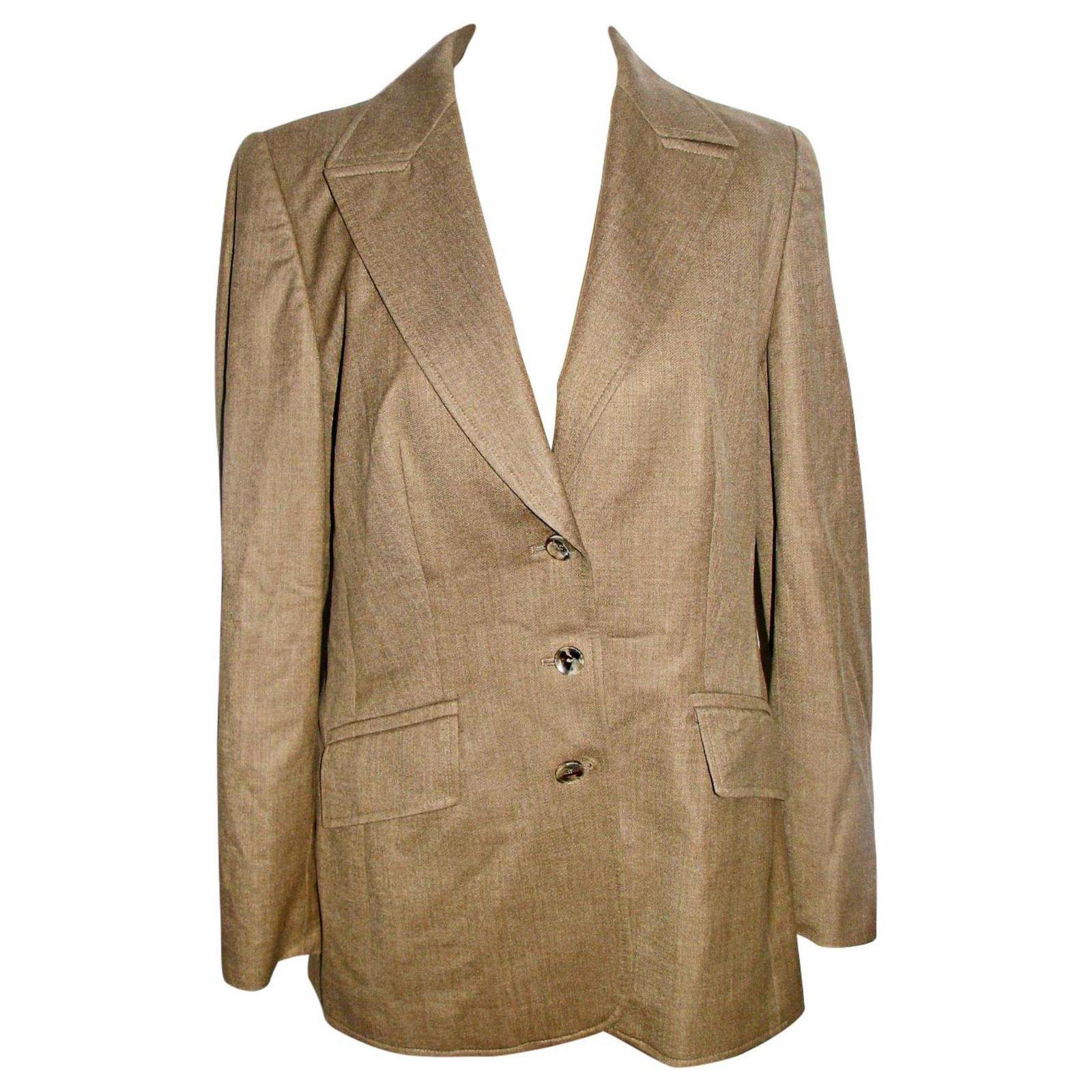 5ec31a6f8 Pure new wool blazer