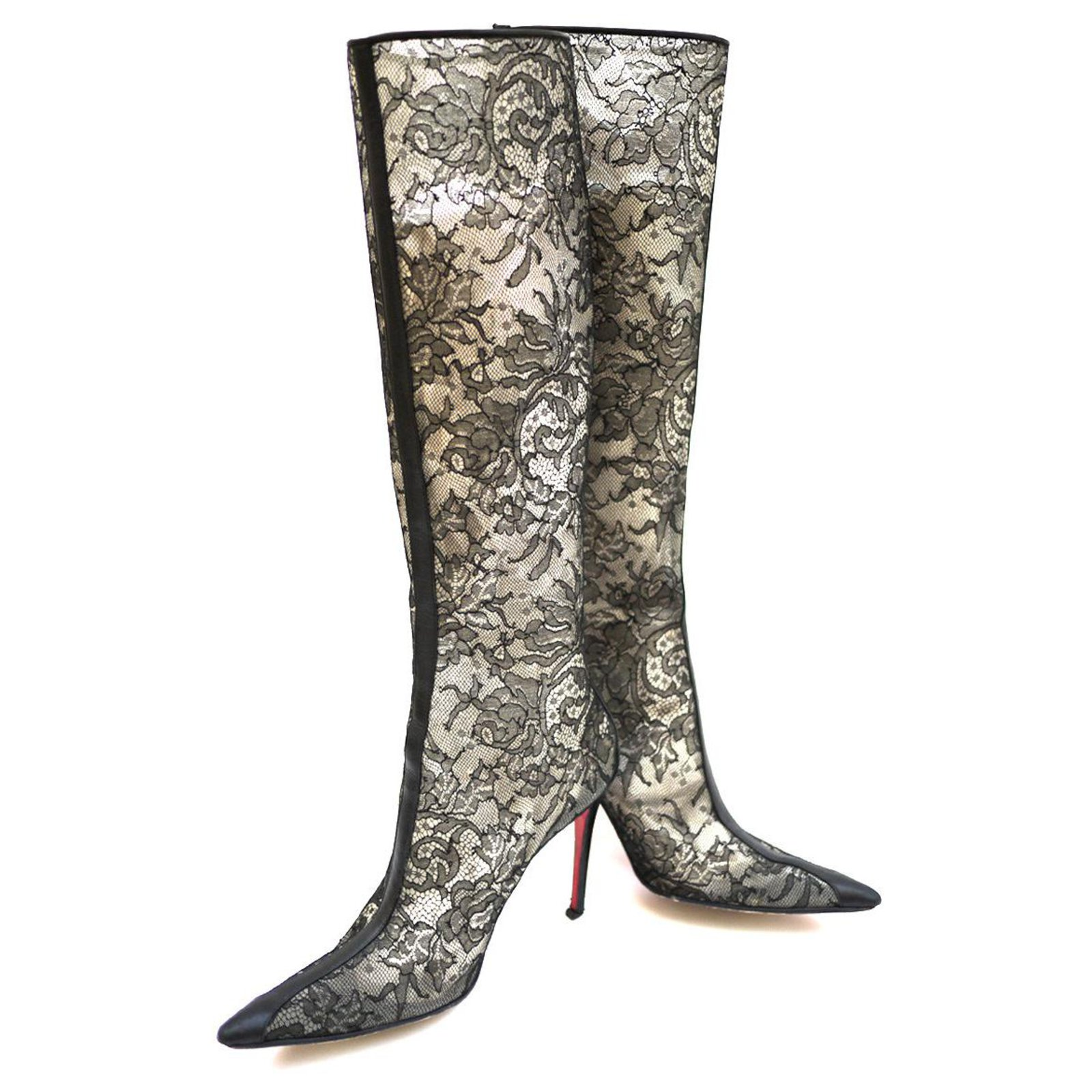 Christian Louboutin Boots Boots Lace