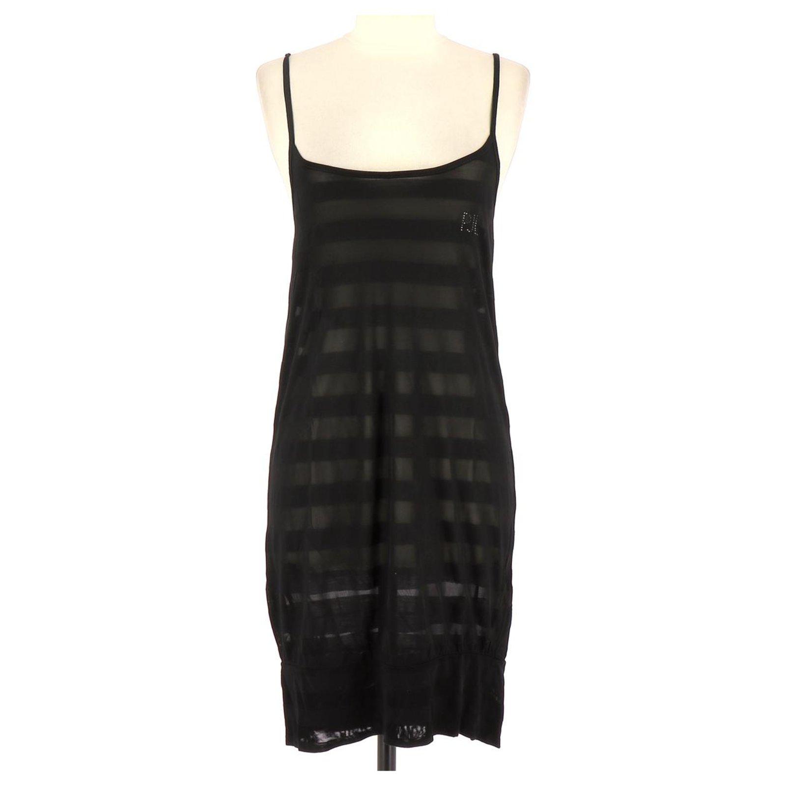 Pepe Jeans Robe Dresses Viscose Black Ref 125993 Joli Closet