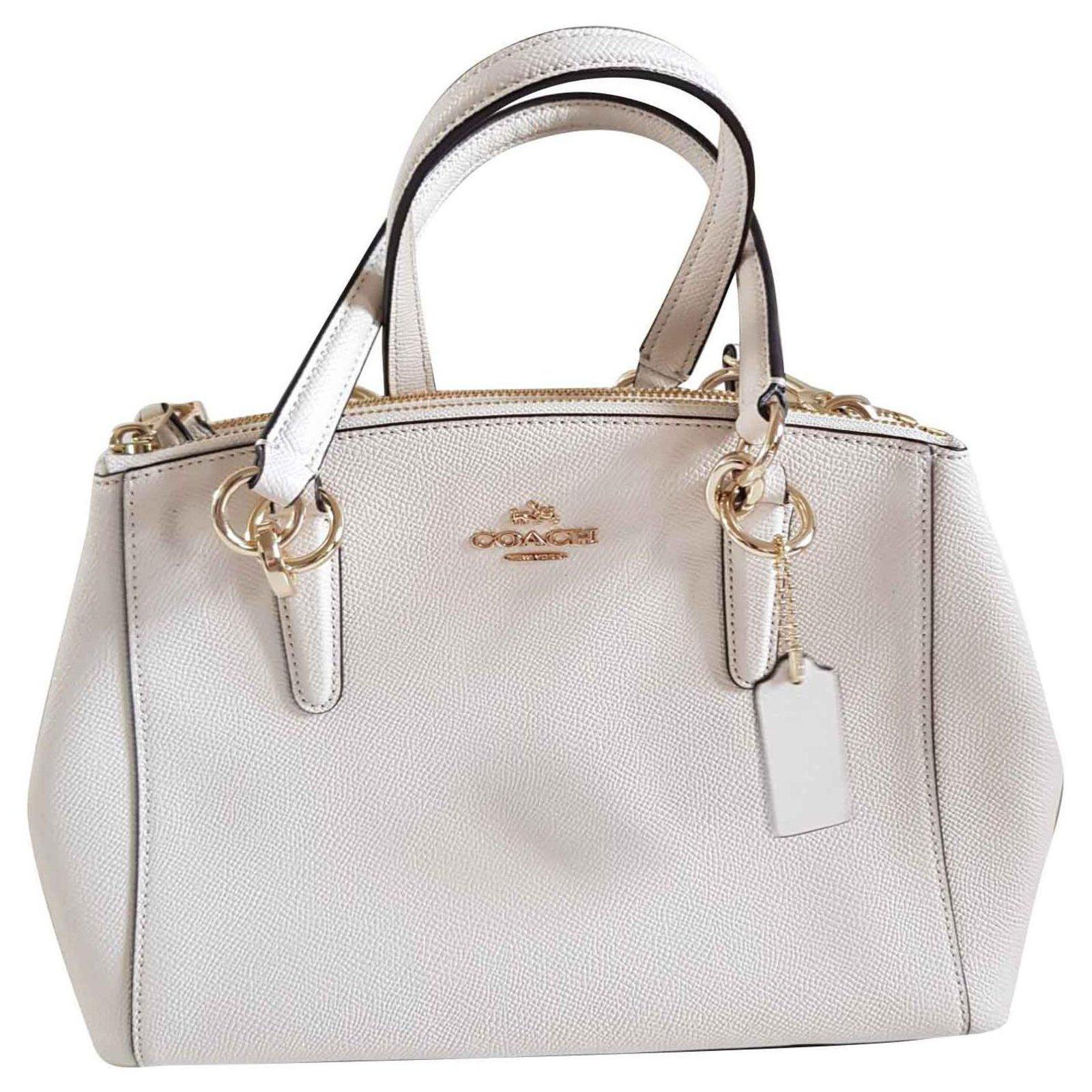 Coach Handbag Or Shoulder Strap