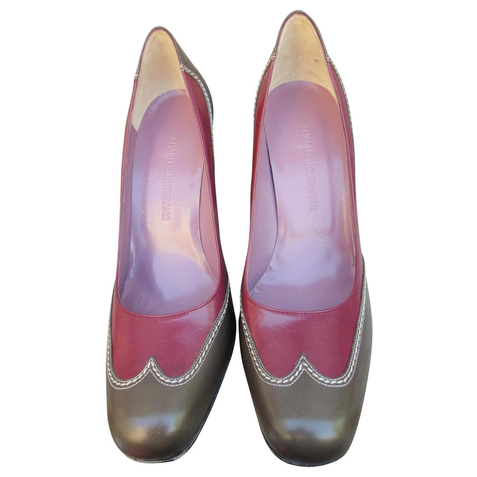 Charles Jourdan CJ Bis shoes Charles