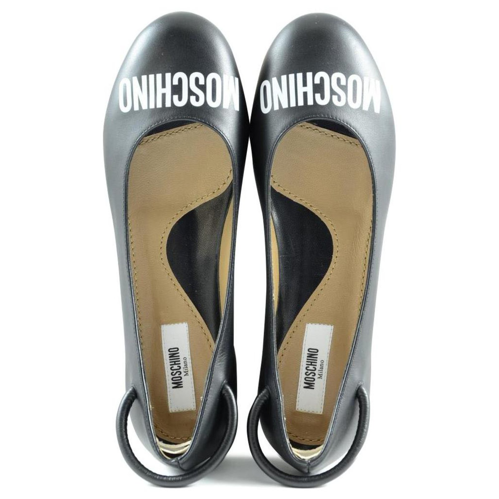 Moschino Moschino shoes new Ballet