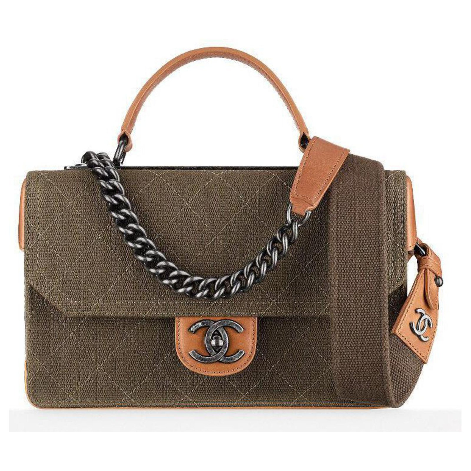 50% price hot-selling professional purchase cheap CHANEL BAG HANDBAG lined STRAP CHAIN AND FABRIC