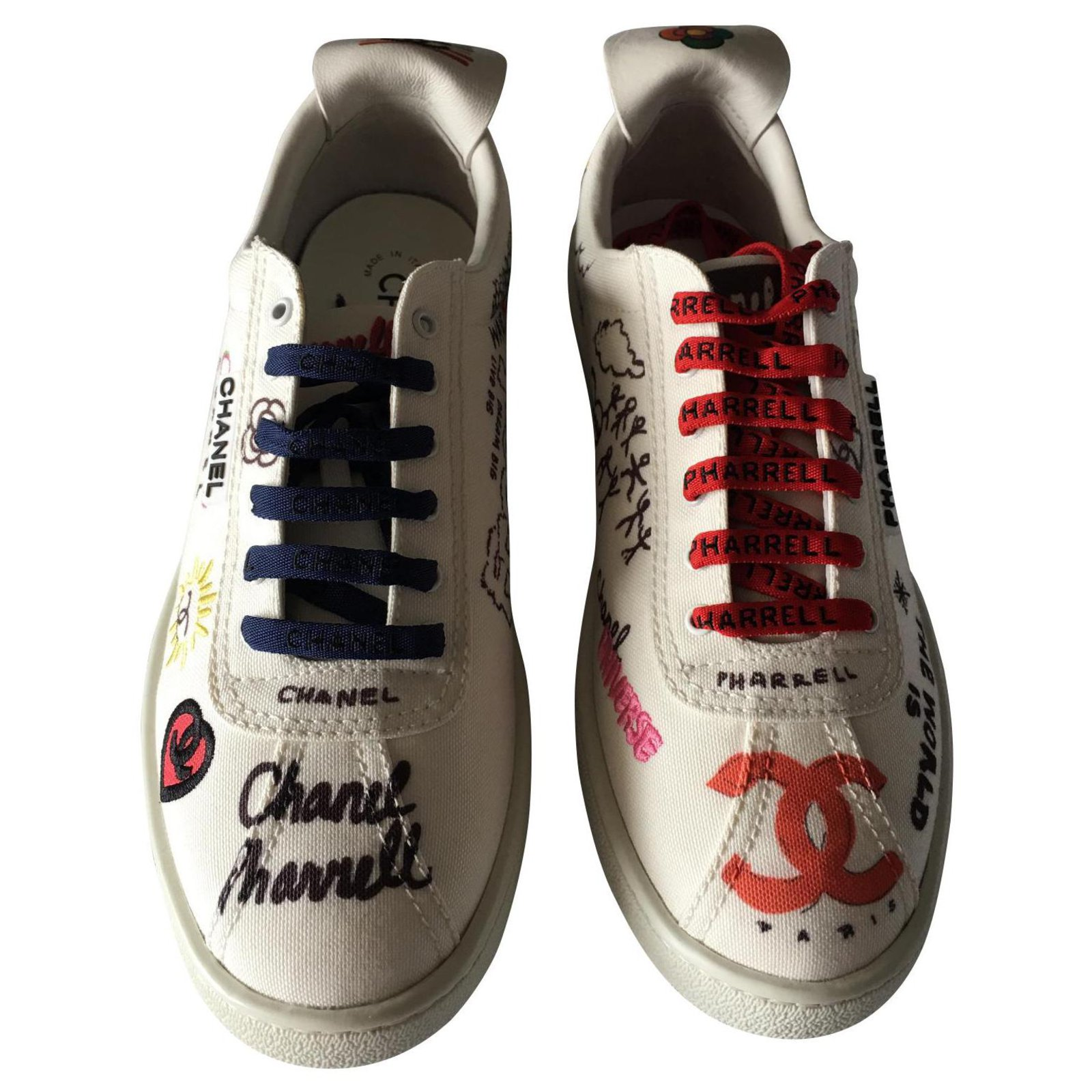 Chanel Chanel x Pharell Williams