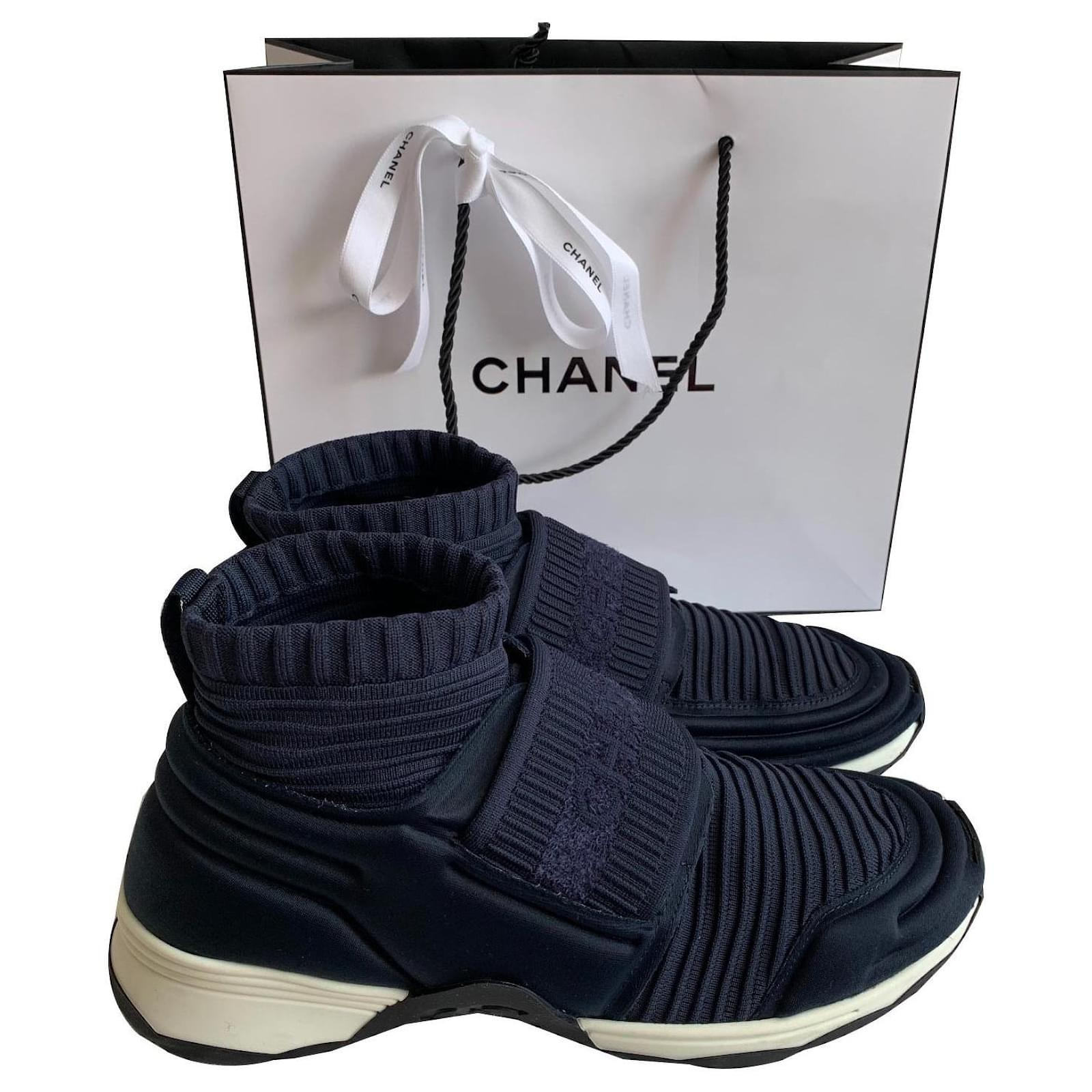 Chanel Sneakers Sneakers Other Navy