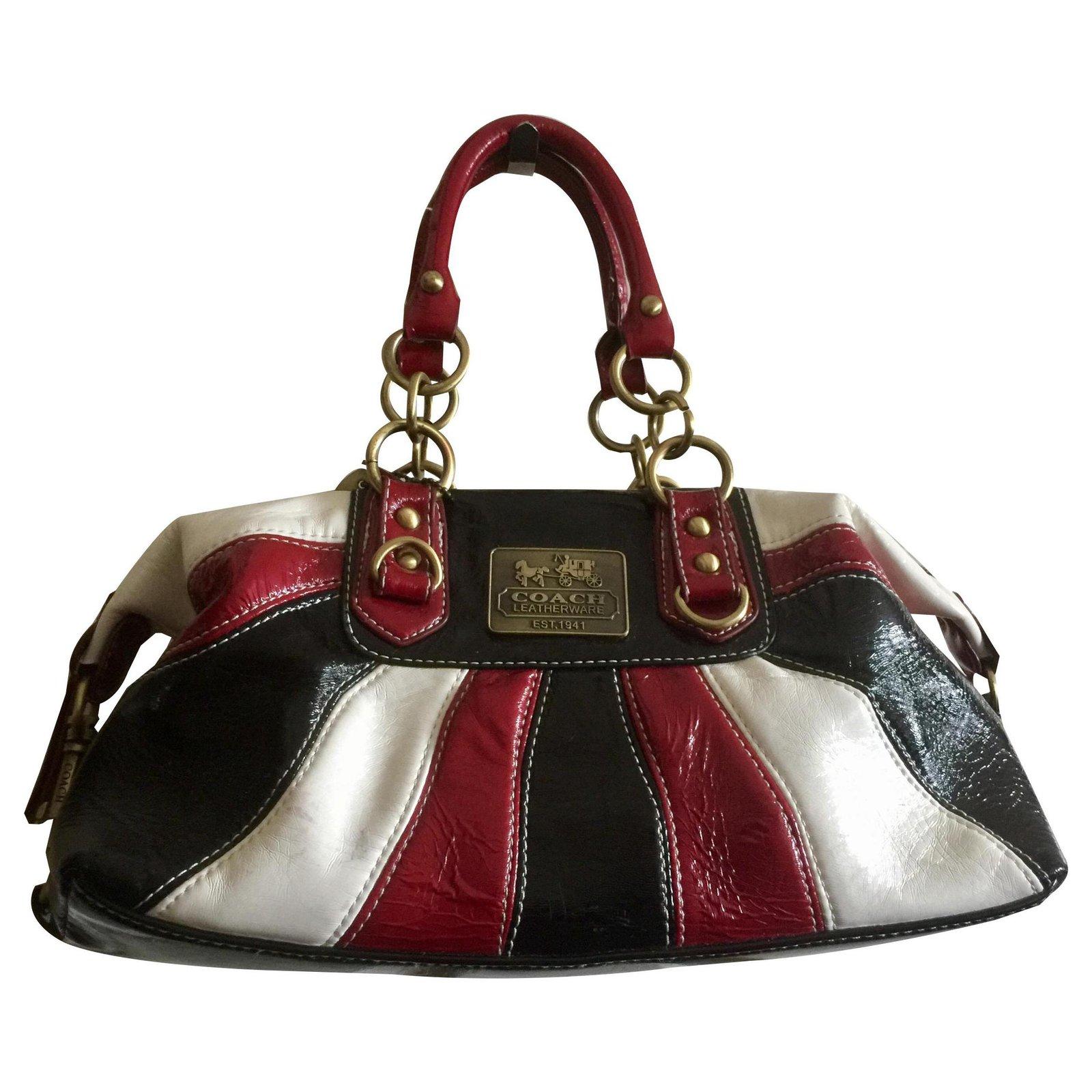 Madison Handbag Handbags Patent Leather