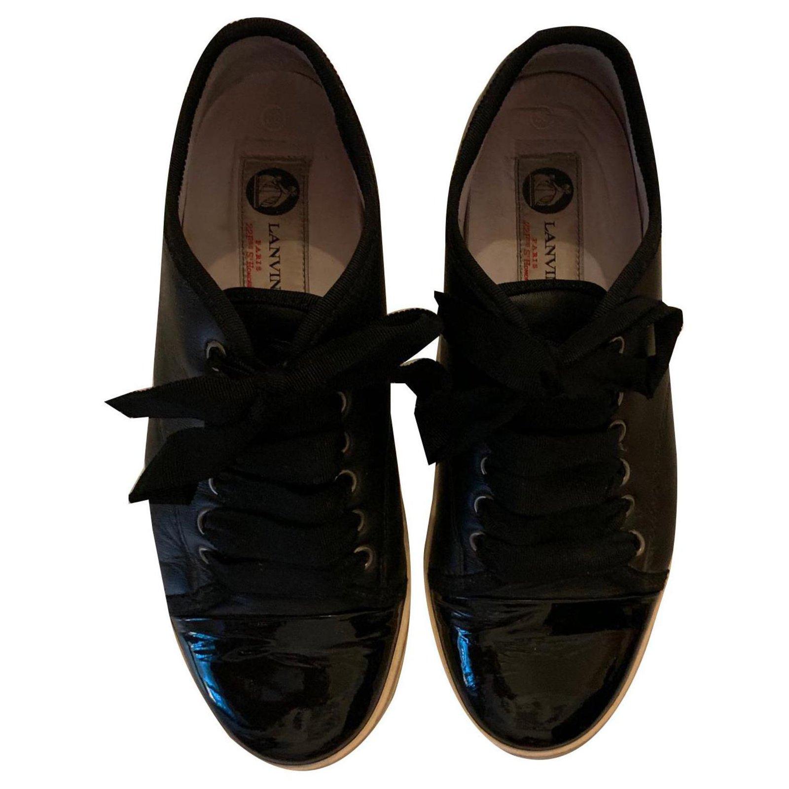 Lanvin Sneakers Lanvin Sneakers Leather