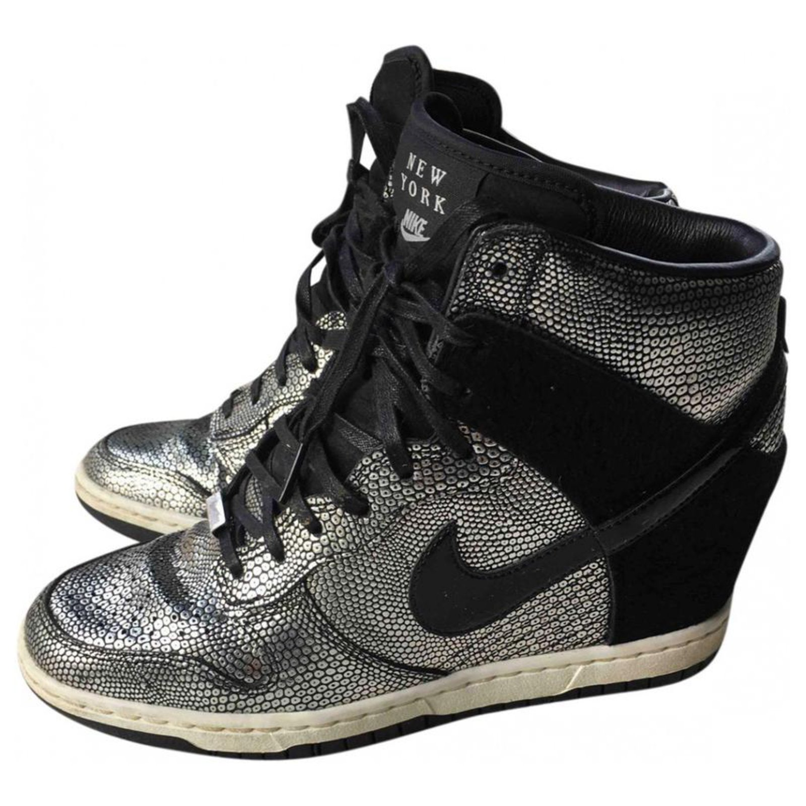 Nike Limited edition Sneakers Leather