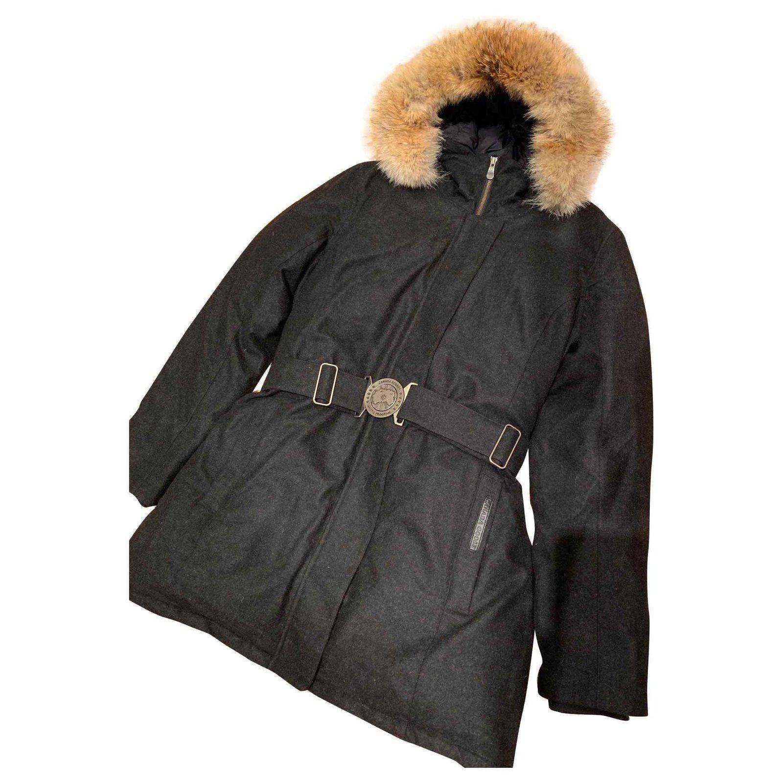 Vestes Canada Goose occasion Joli Closet