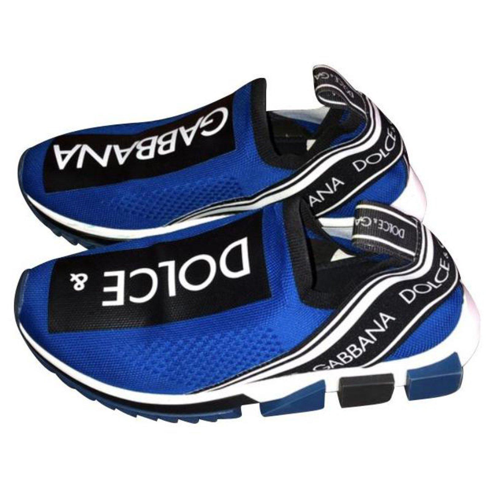 Dolce \u0026 Gabbana Sorrento Sneakers Other