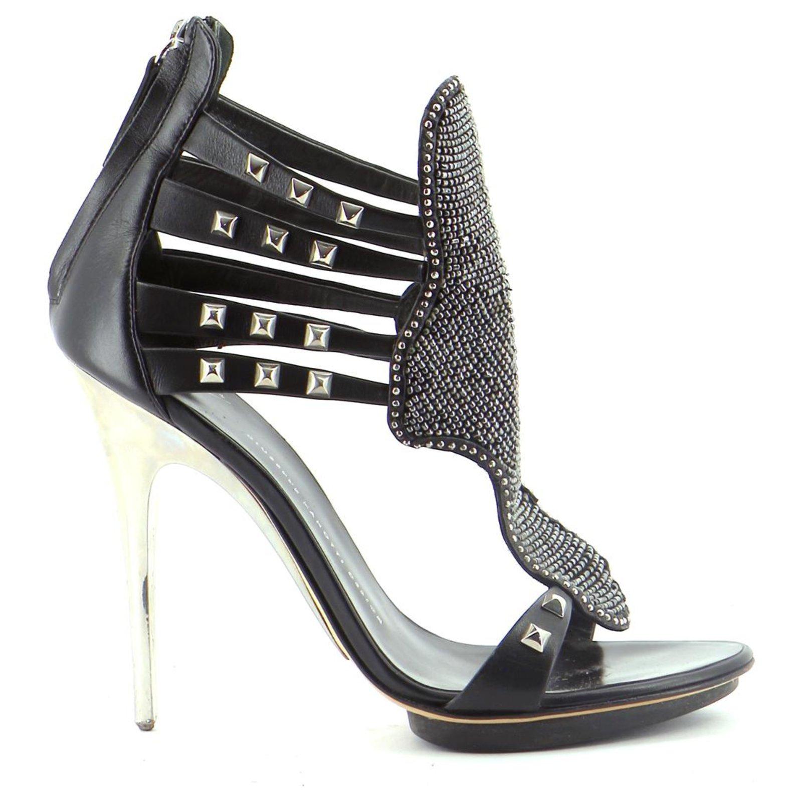 Giuseppe Zanotti Pumps Heels Leather