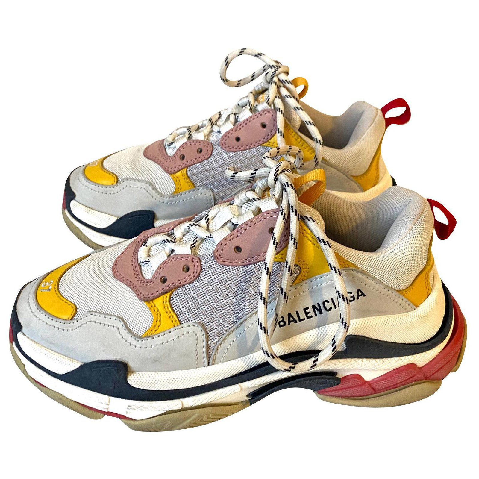 balenciaga shoes colors