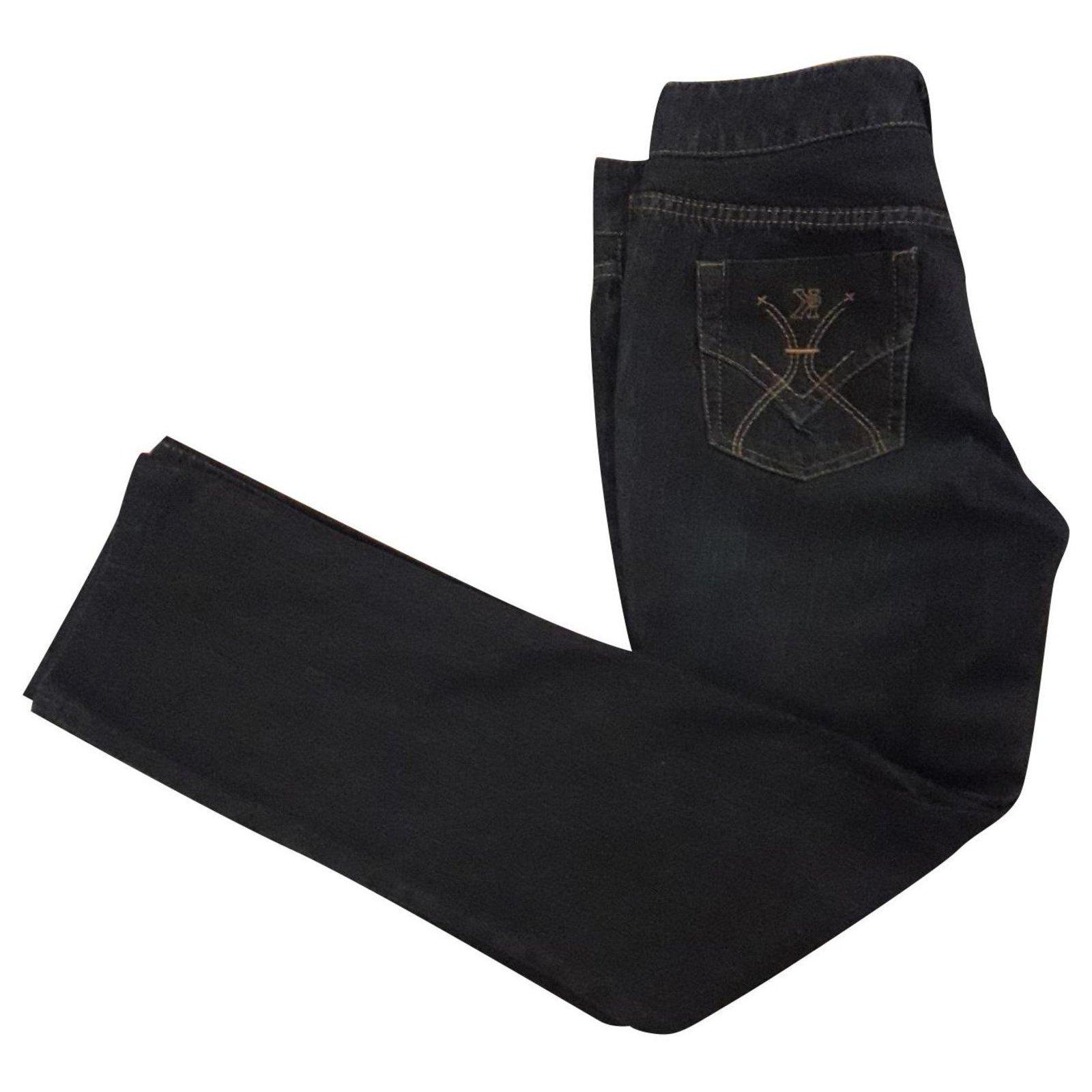 Jeans Kenzo jeans Jean Bleu foncé ref.167