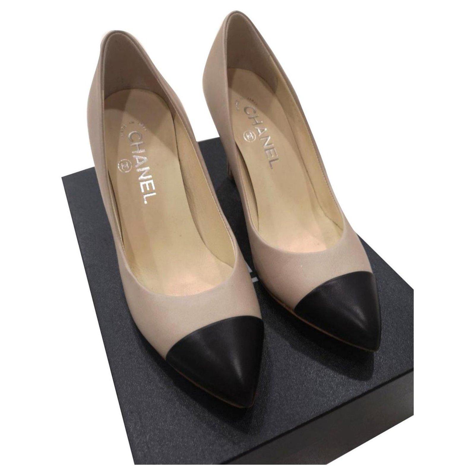 black heels pumps shoes EU37