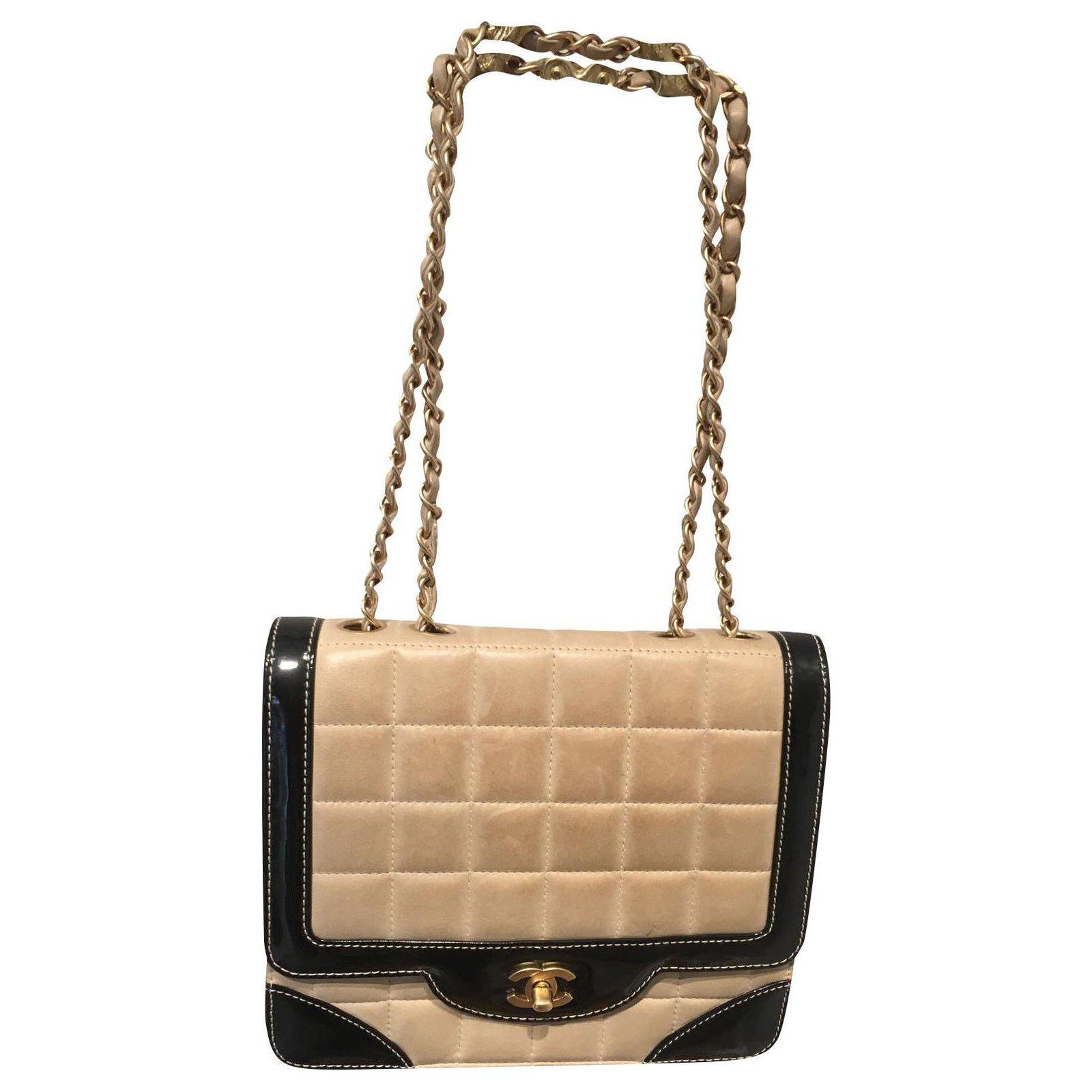 Handbags Leather Patent