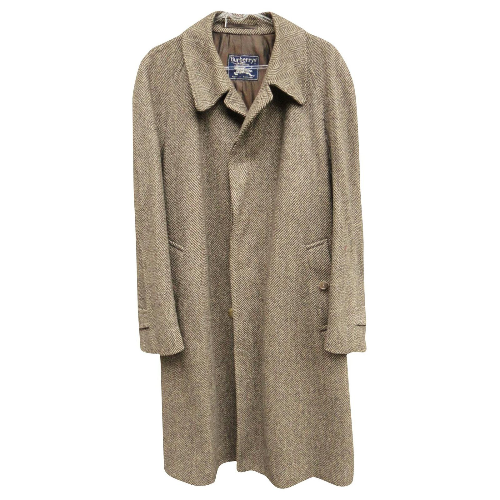 vintage manteau homme