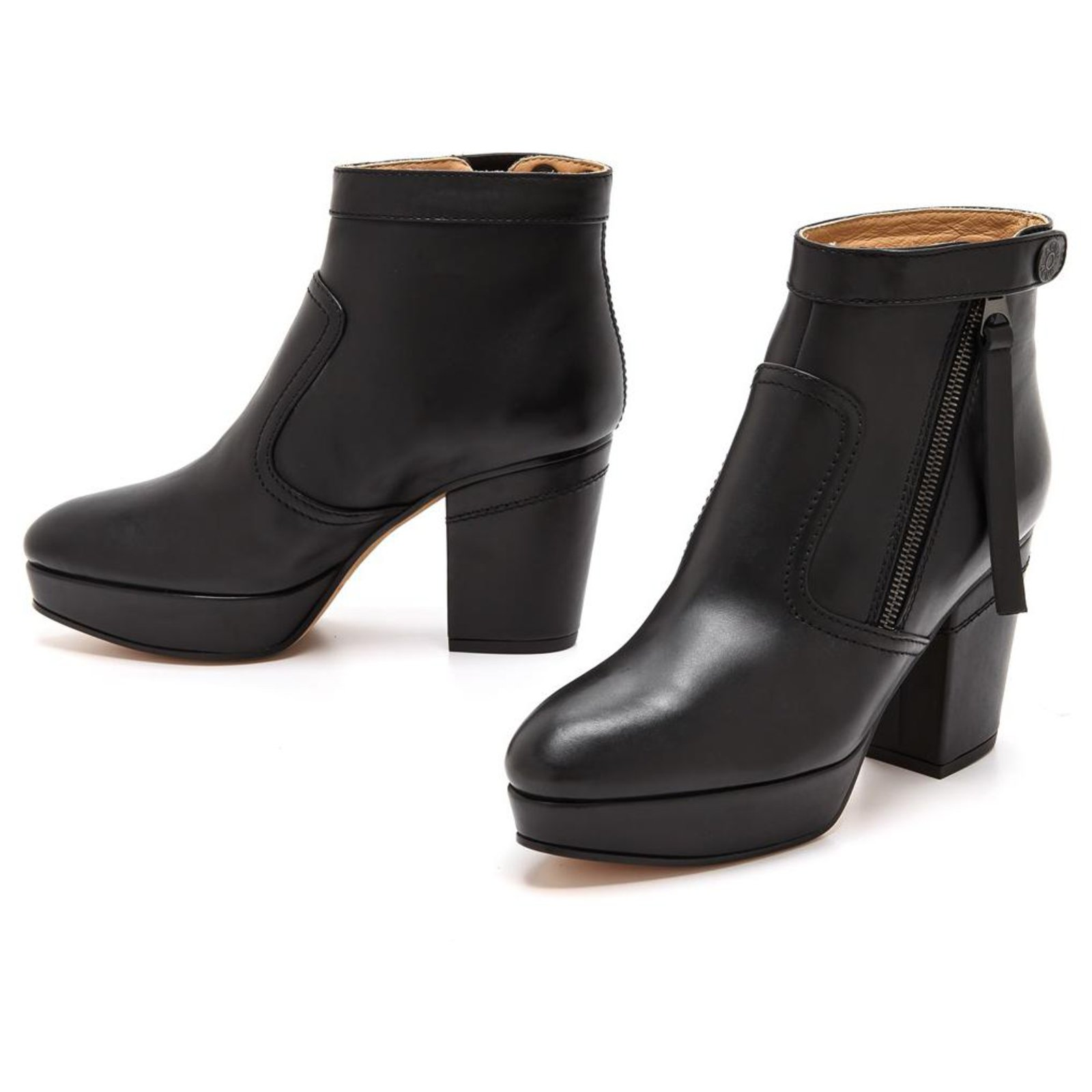 Acne Acne Track Boots, size 39 Ankle