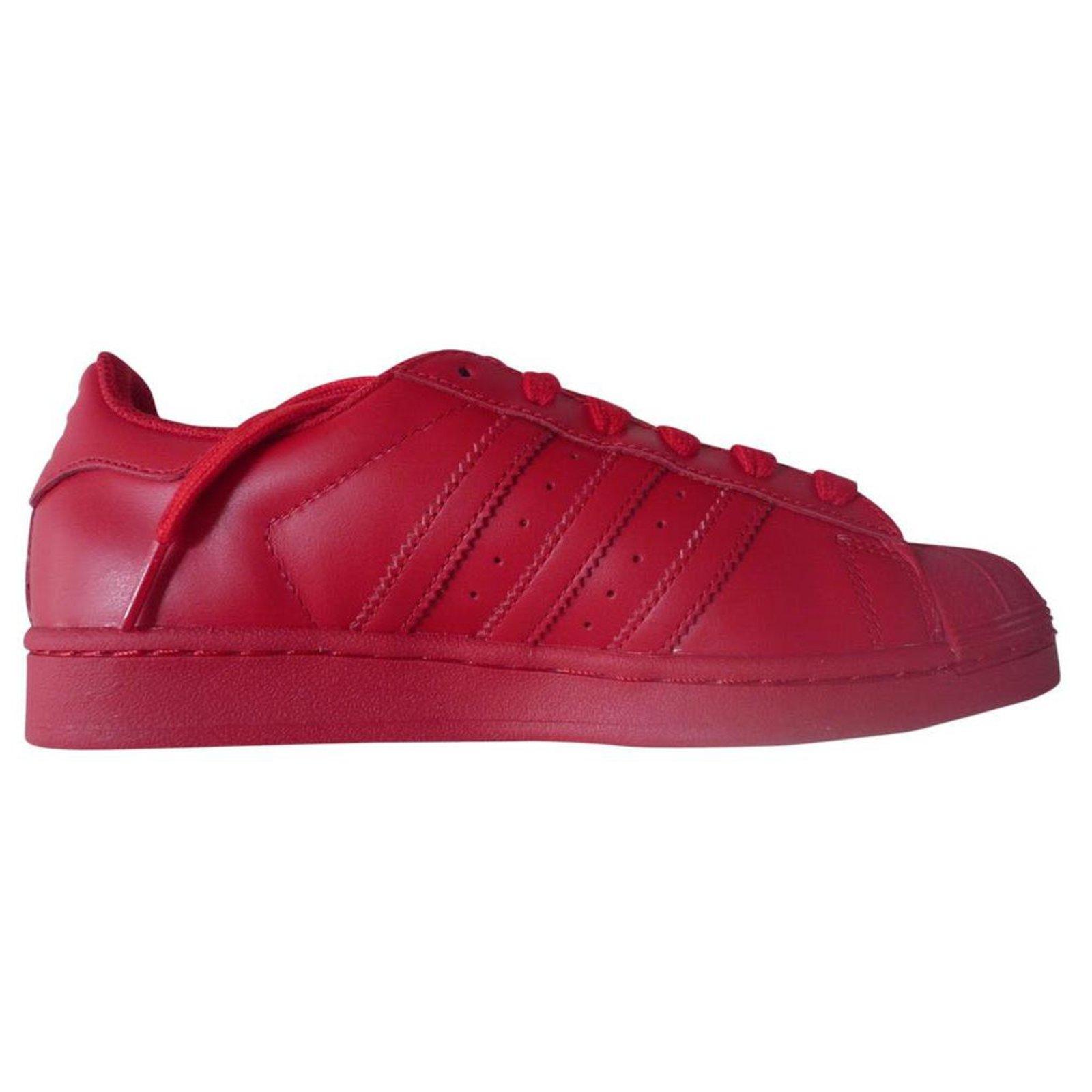 Adidas ADIDAS PHARRELL WILLIAMS NEW RED