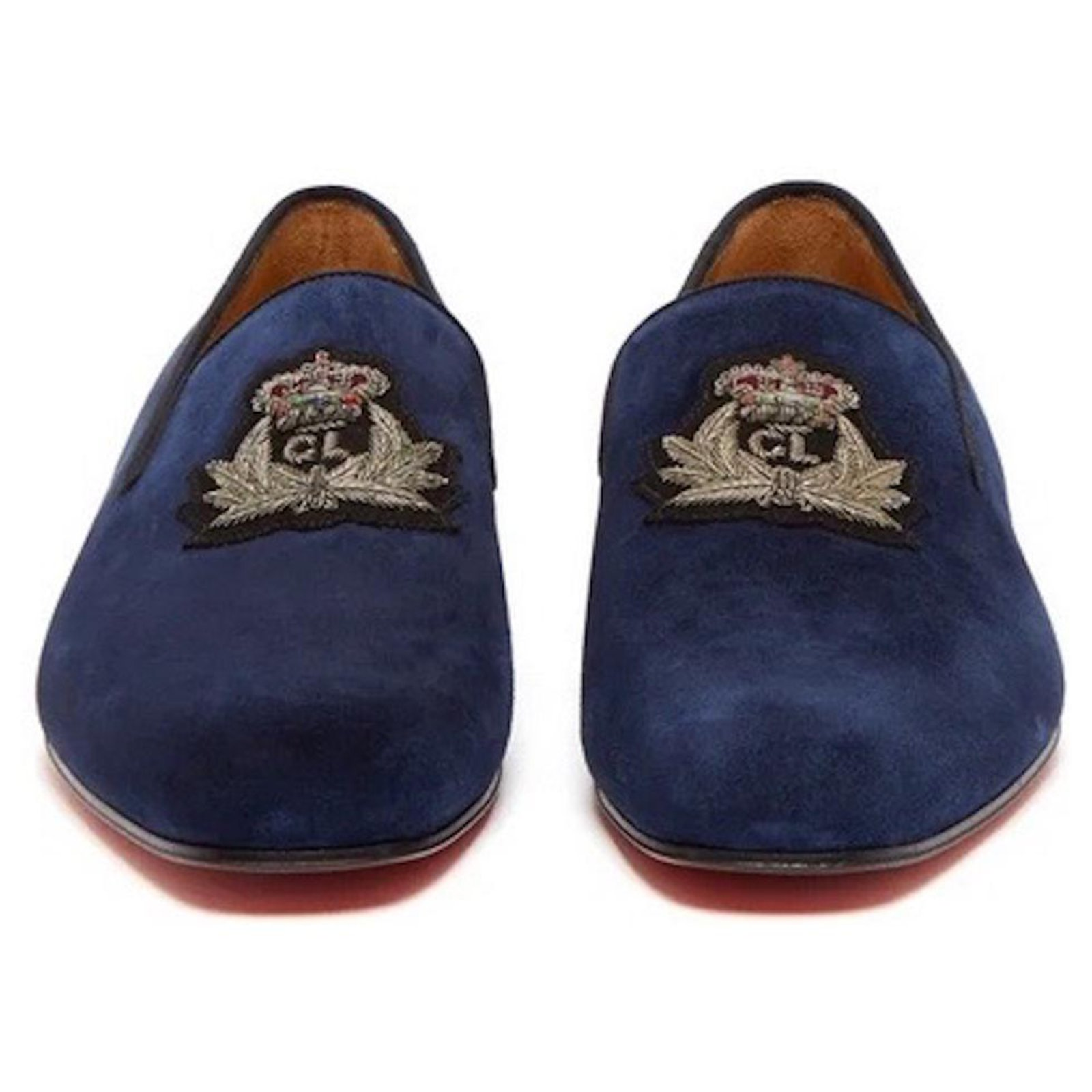 christian louboutin mocassin homme