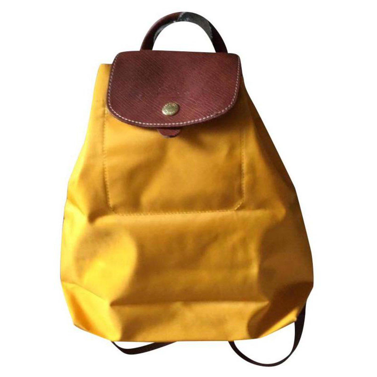 Folding backpack size S