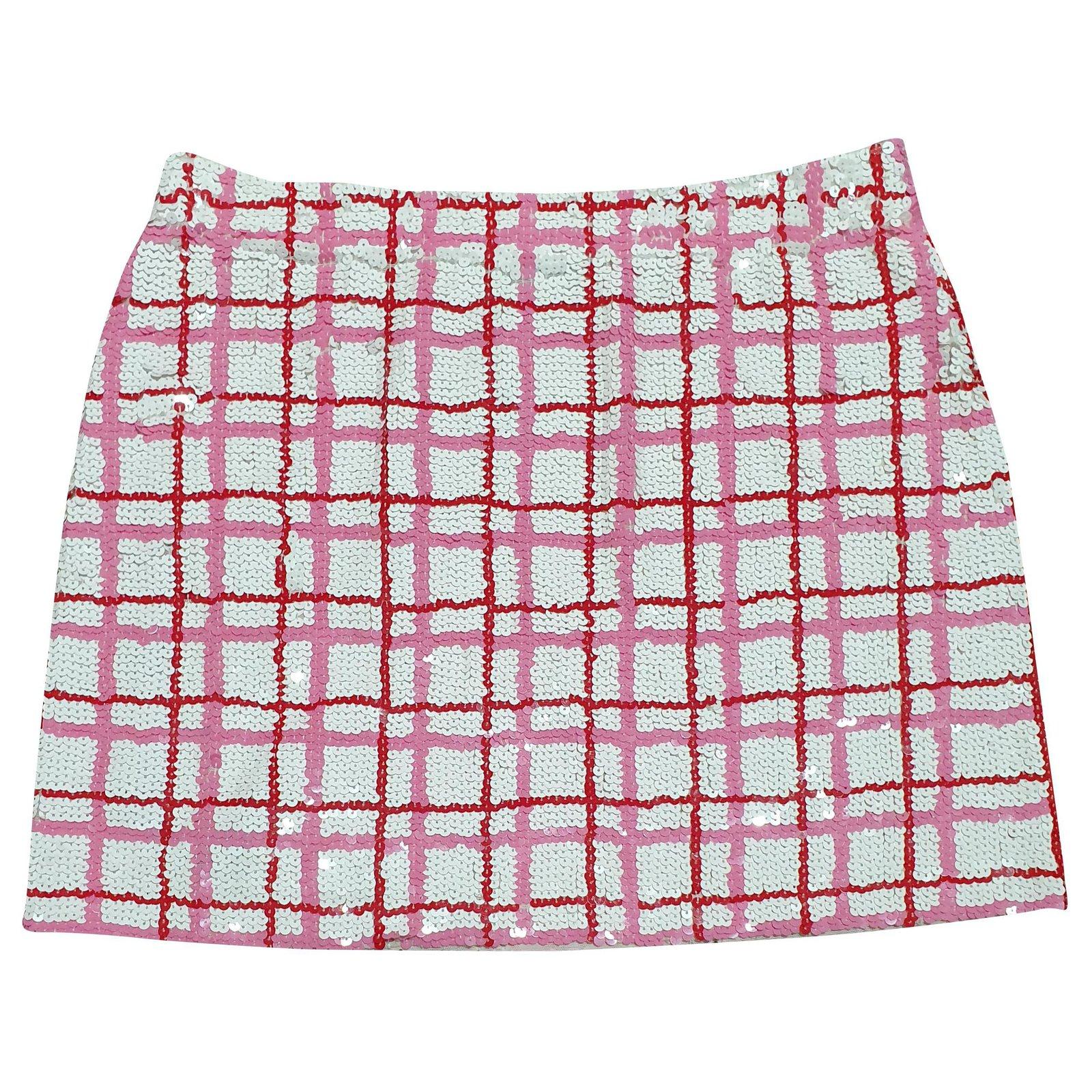 Multi mini skirts size 36 Parosh Skirts Multiple Colors Elastane Polyamide Ref 196842 Joli Closet