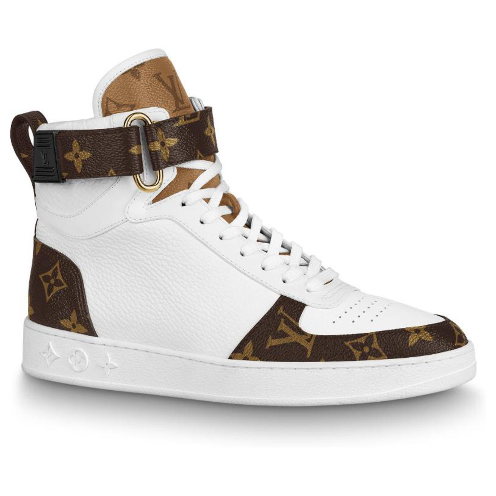 Louis Vuitton LV boombox trainer boots