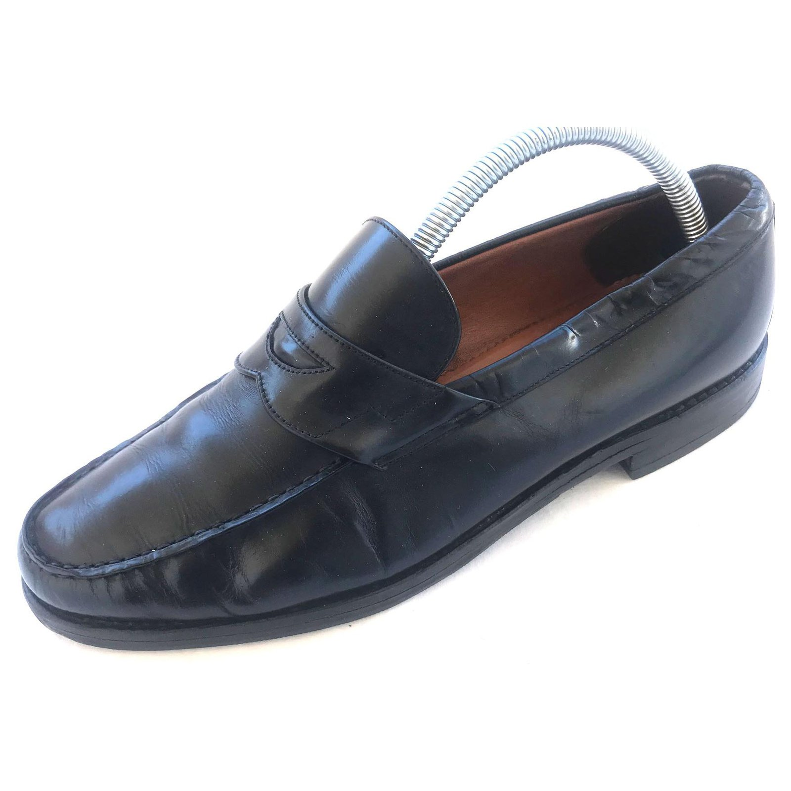 Bally Penny Loafers Slip ons Patent