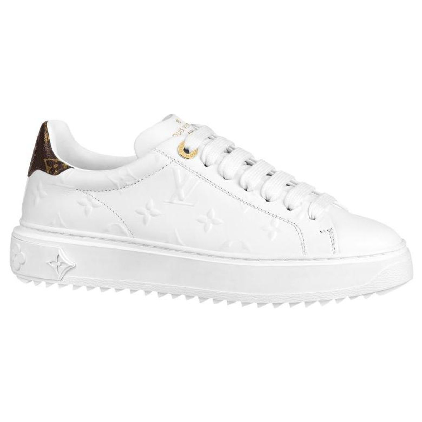 Louis Vuitton LV sneakers Time Out